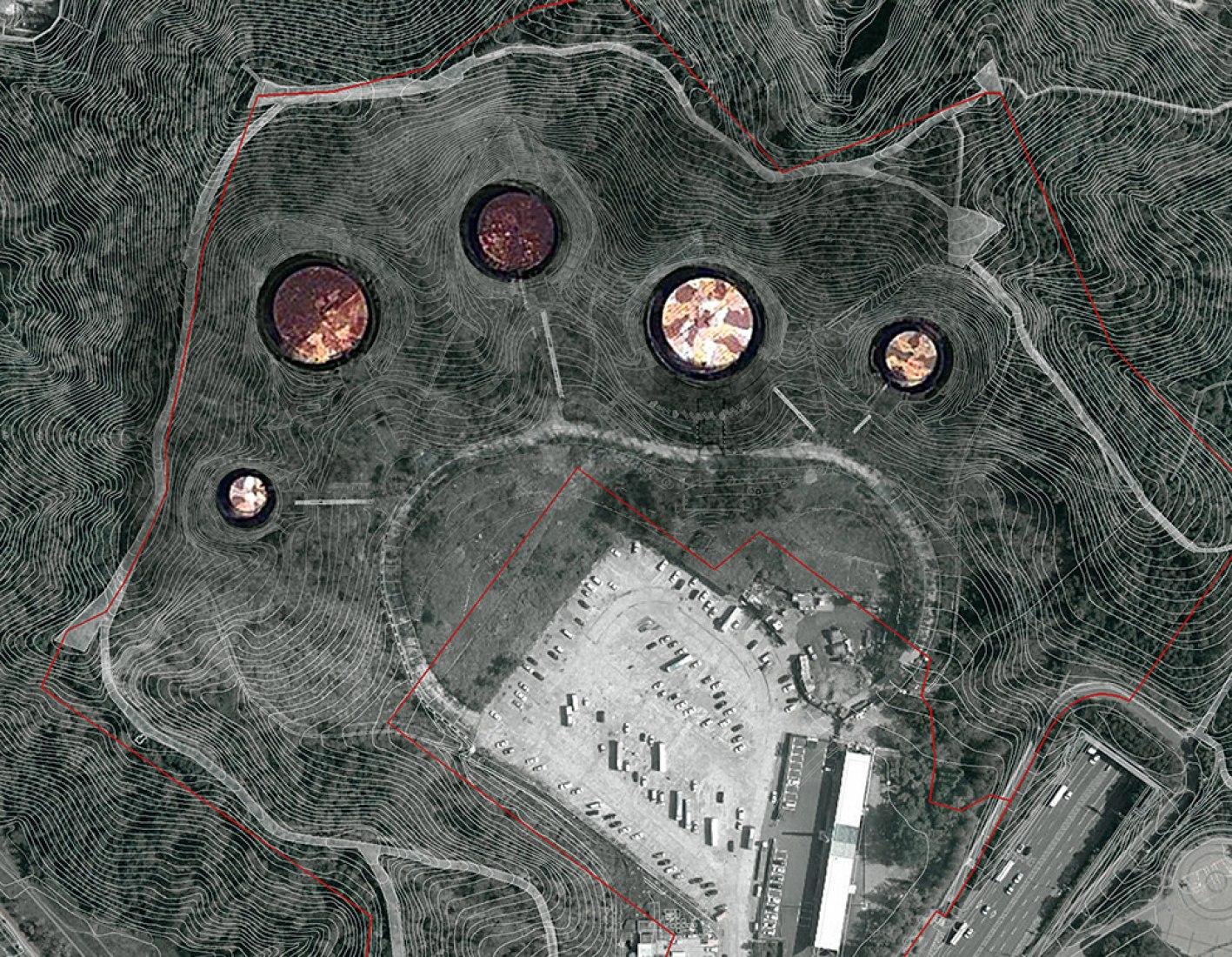 Concurso internacional Deposito de Mapo. Imagen © cortesía de mapodepot.org.