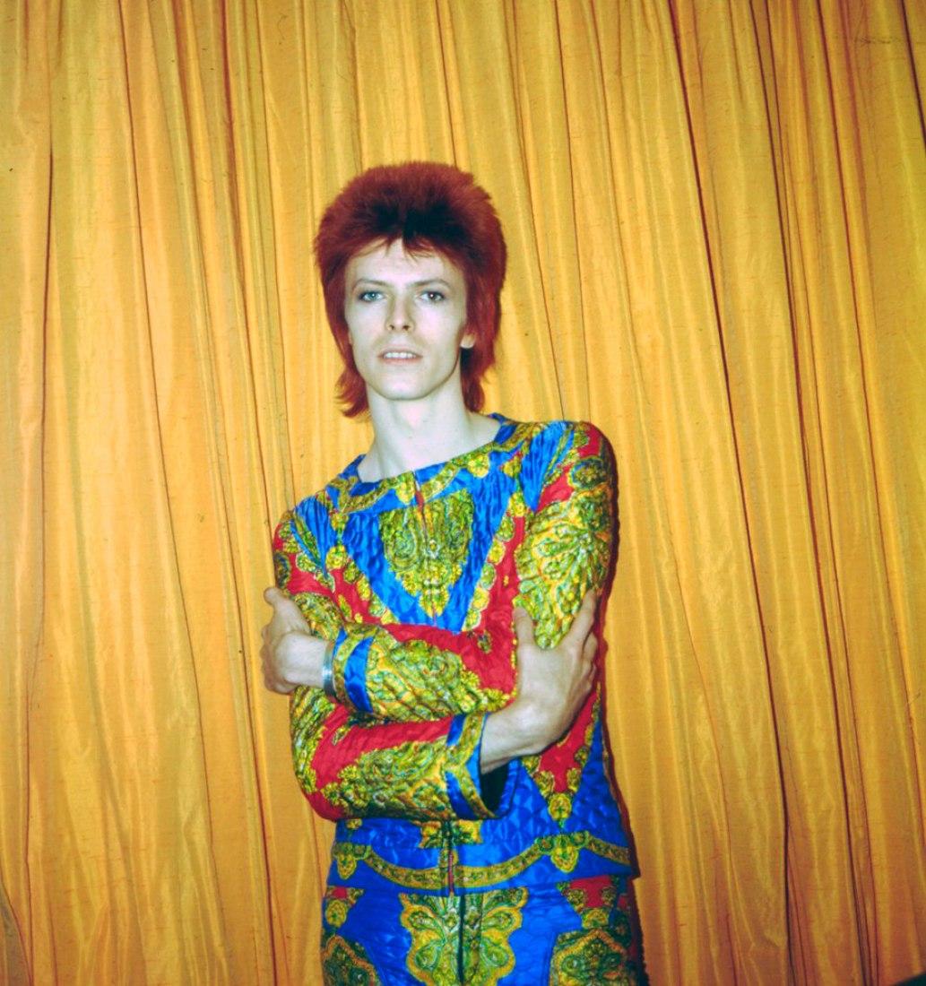 Starman, David Bowie, 1972.