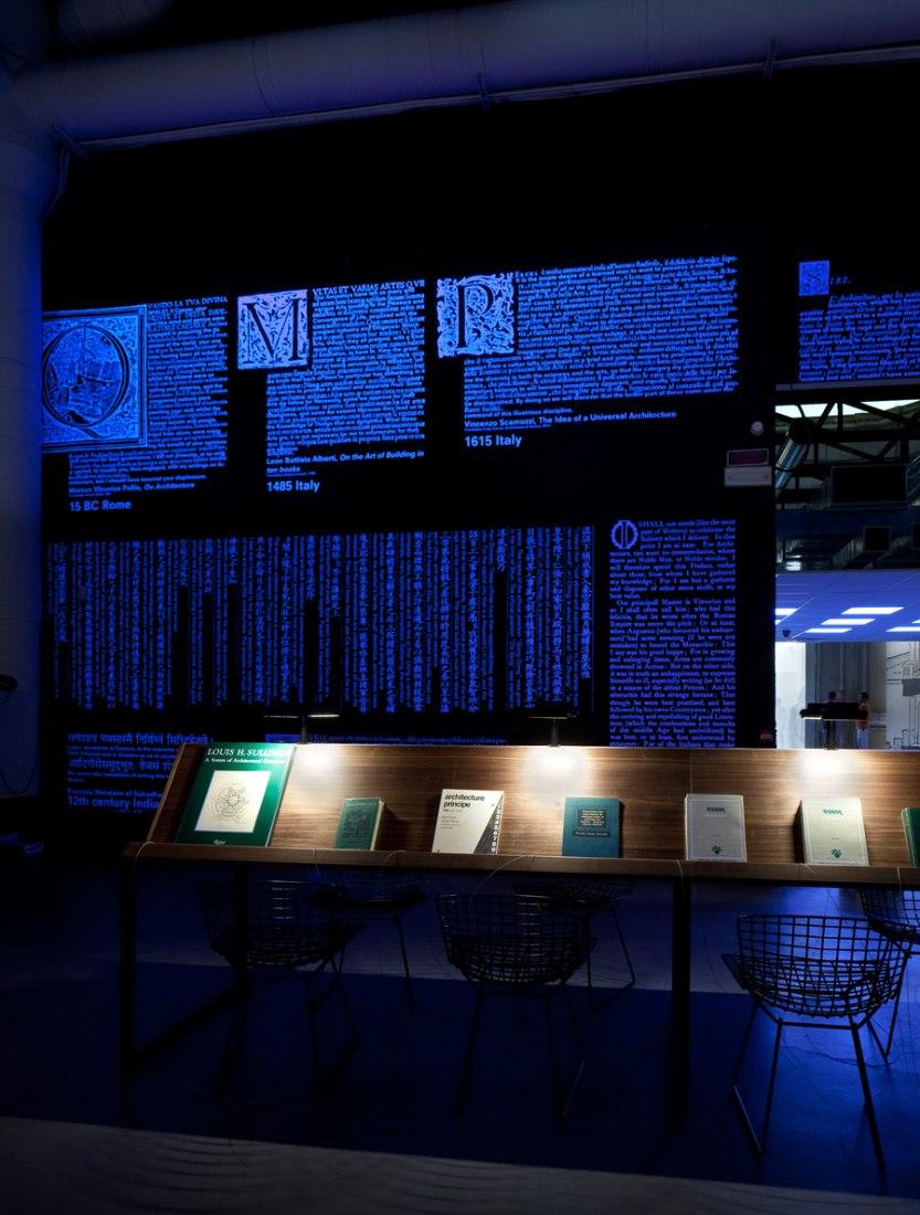 INTRODUCCIÓN. Elements of Architecture. Pabellón Central, Bienal de Arquitectura de Venecia 2014. Fotografía © Francesco Galli. Cortesía la Biennale di Venezia.