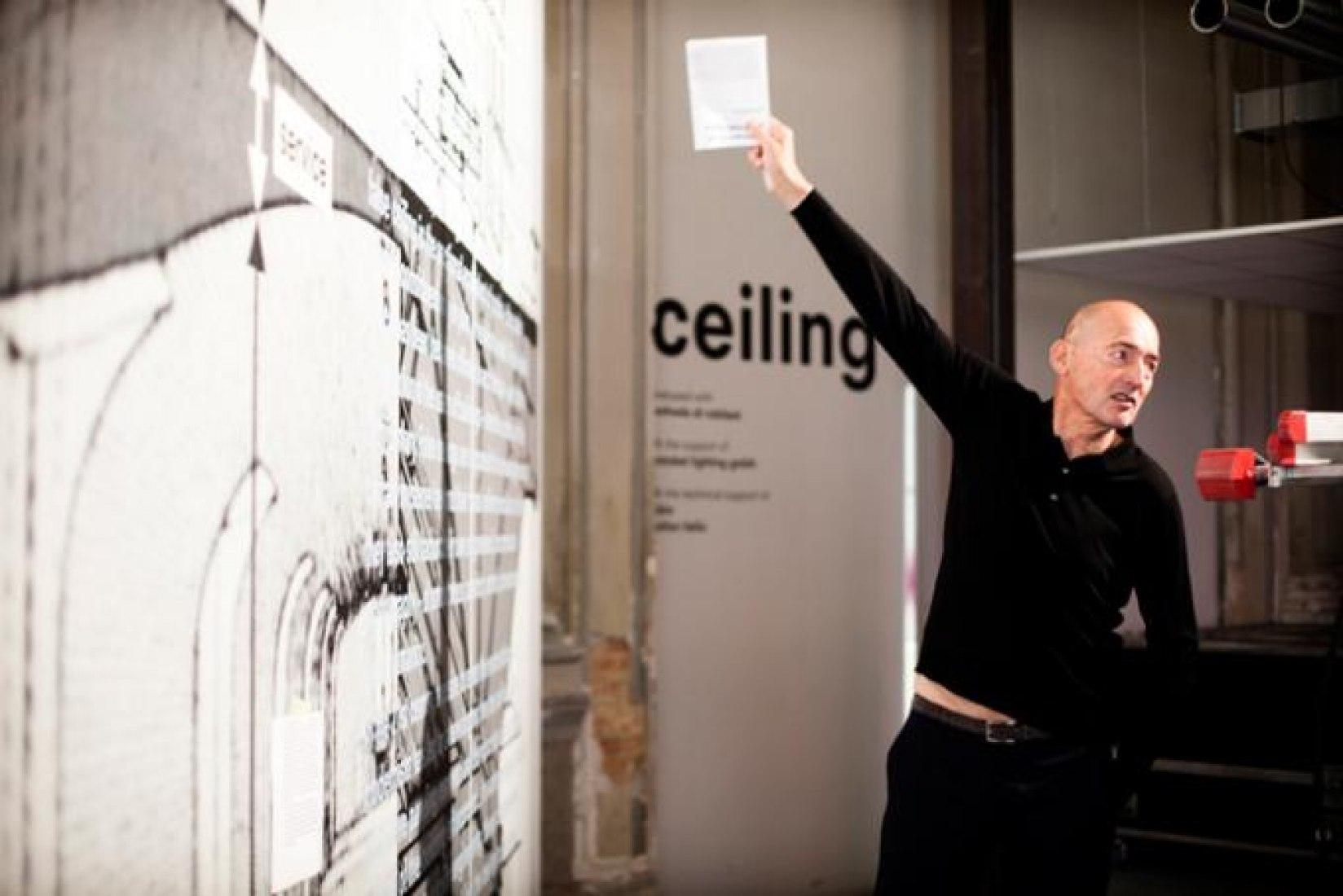 Rem Koolhaas. Venice Biennale 2014. Photography © Italo Rondinella. Courtesy of la Biennale di Venezia.