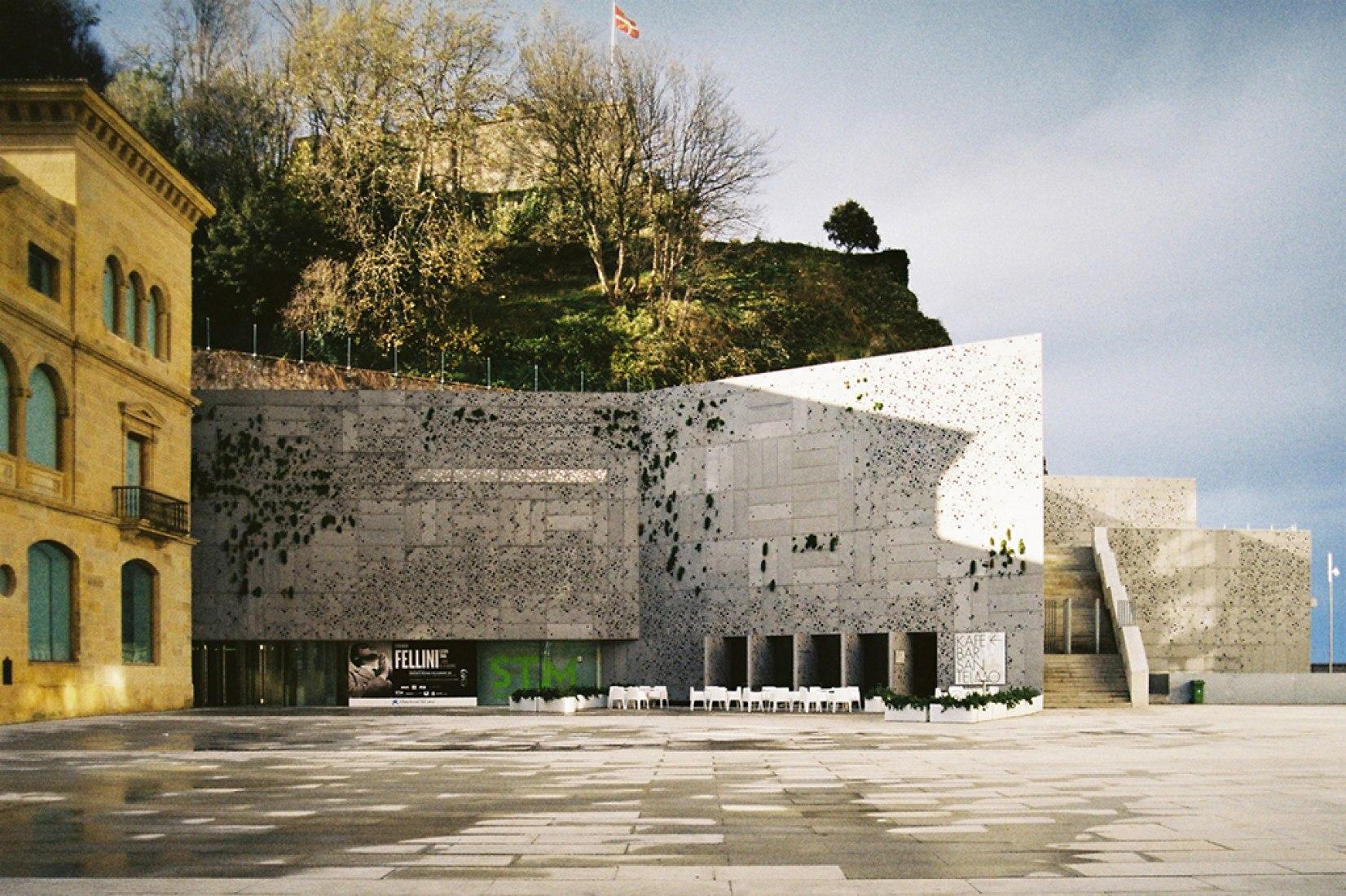 Museo San Telmo en San Sebastián. Nieto Sobejano Arquitectos. Imagen © Klaus Englert. Cortesía de Haus der Architekten NRW.