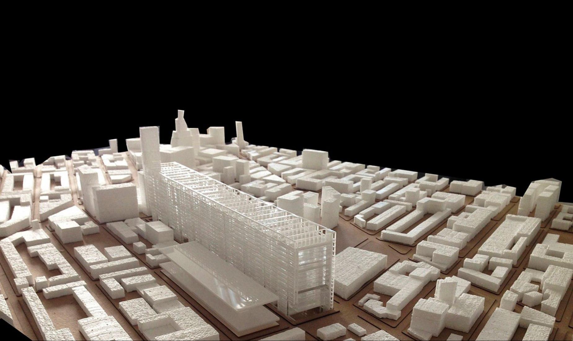 Matthias Altwicker's and Farzana Gandhi's Flexible City.