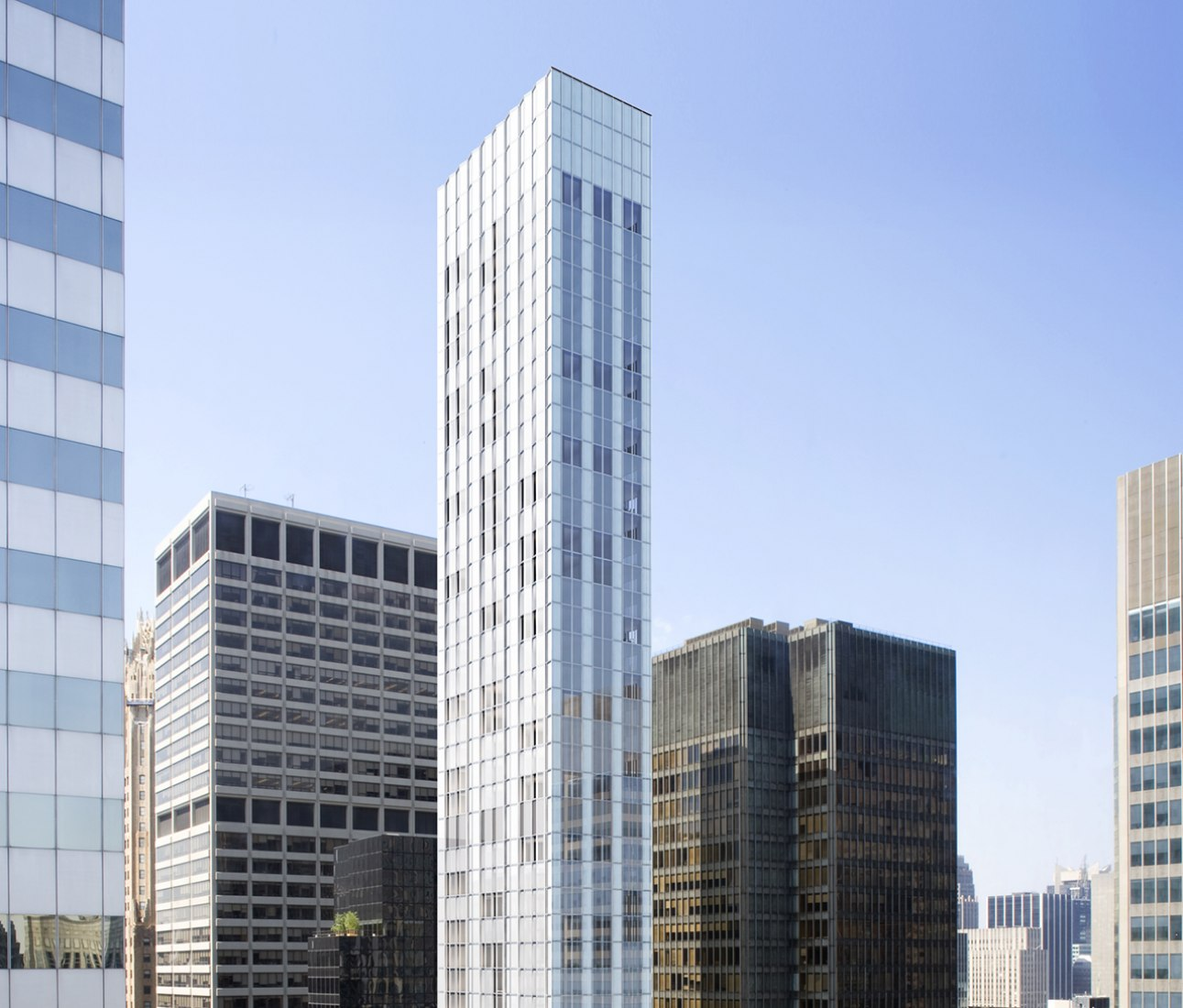610 Lexington Avenue by Foster + Partners. Image courtesy of Foster + Partners