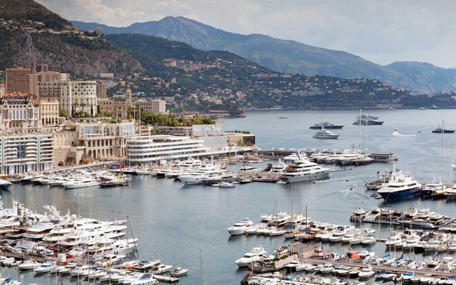 Club Náutico de Monaco por Foster+Partner. Imagen © Foster+Partner.