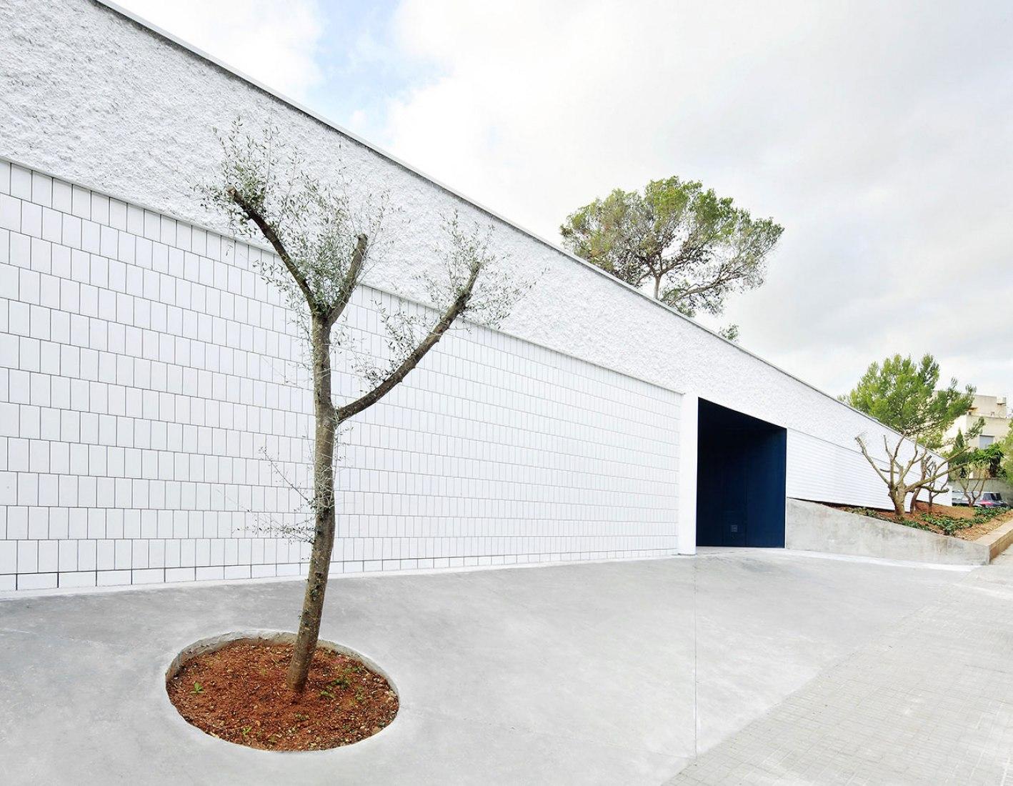 Flexo Arquitectura: Centro de día y actividades comunitarias. Fotografía © José Hevia.