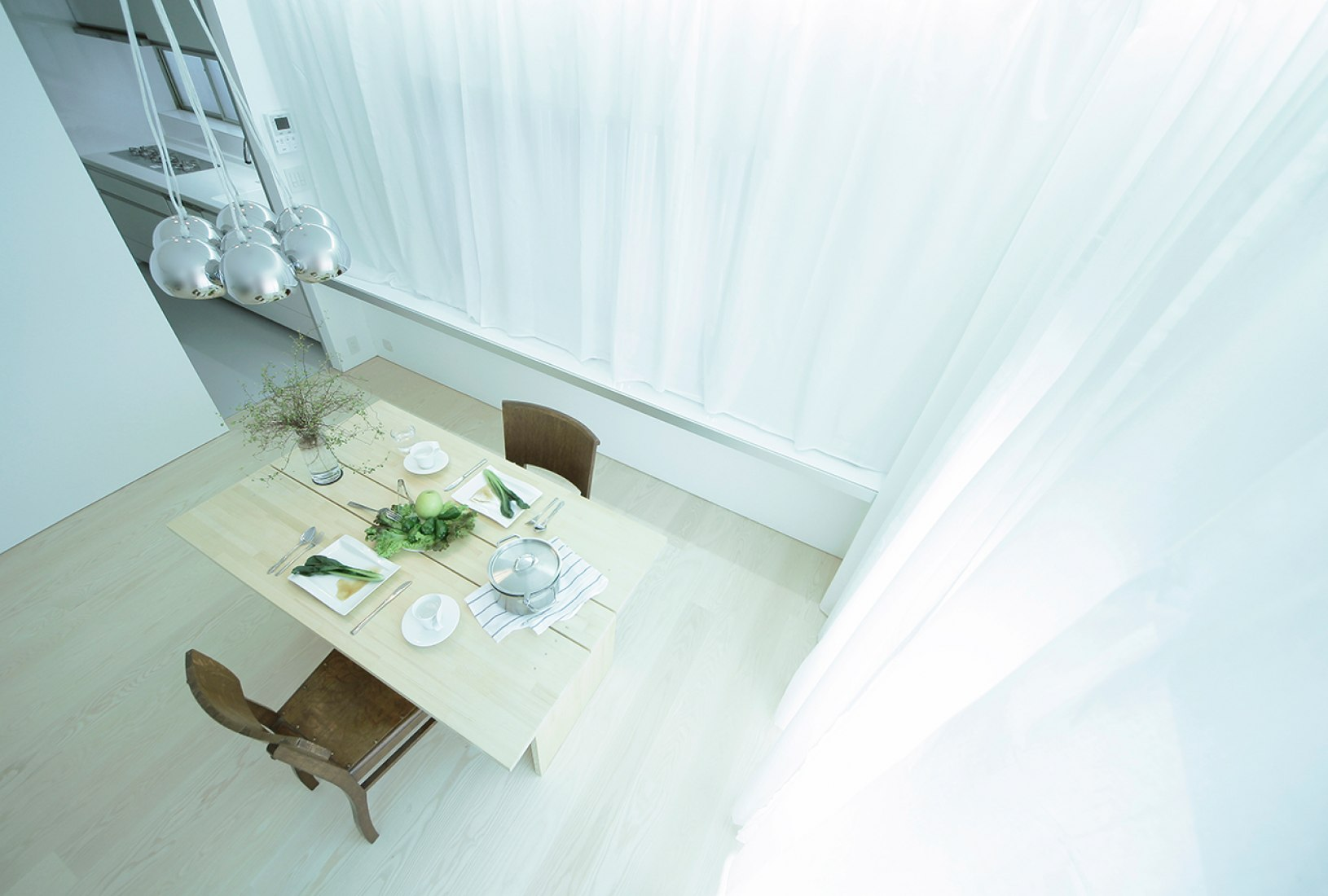 Casa en Kiyosu. Fotografía © Jun Murata / JAM.