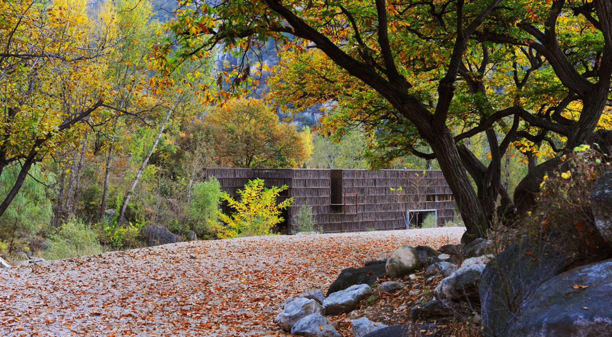 Liyuan Library by Li Xiaodong. Photography © courtesy of Moriyama RAIC International Prize.