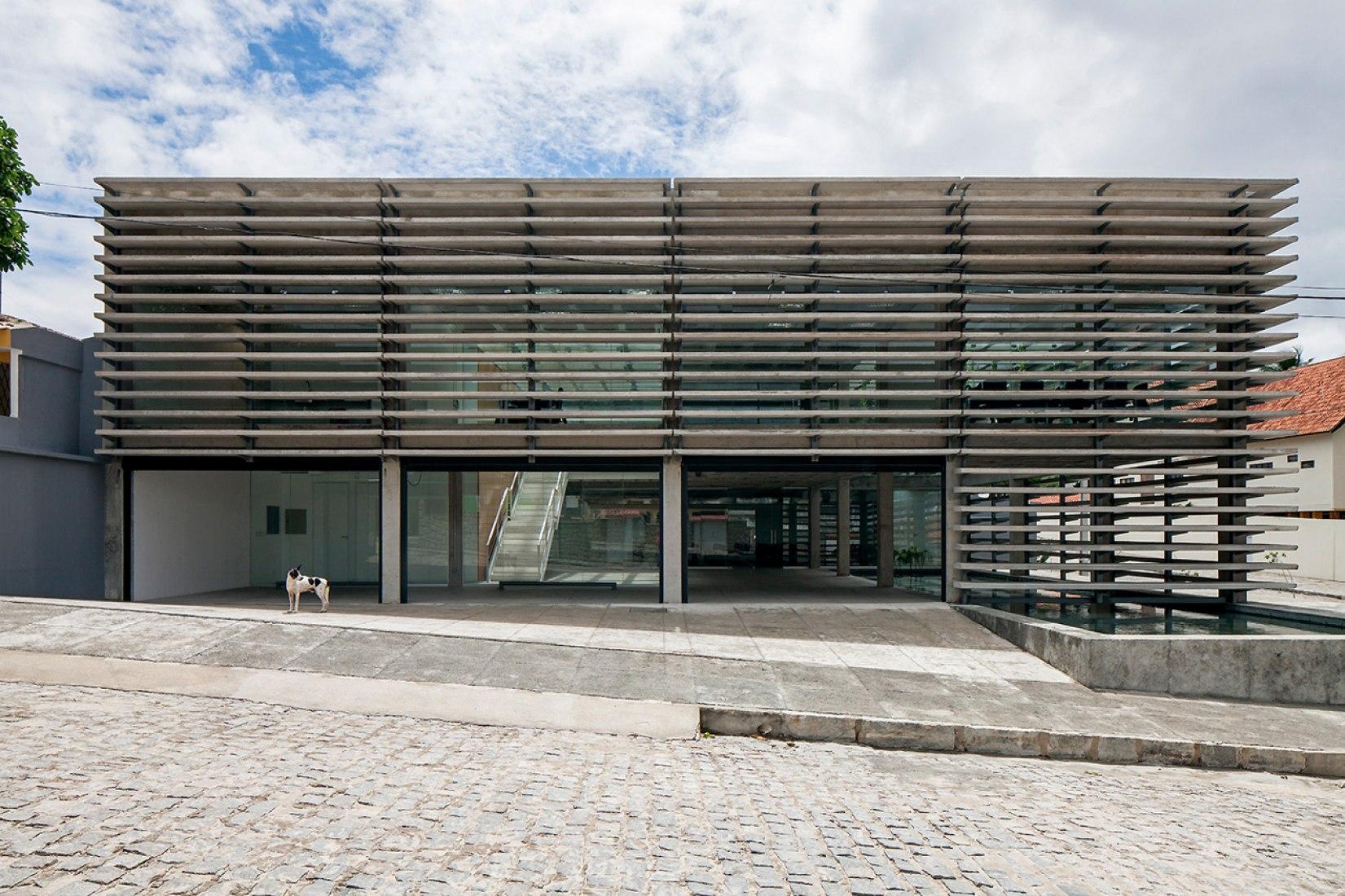 CREA-PB Headquarters by MAPA. Photography © Leonardo Finotti.