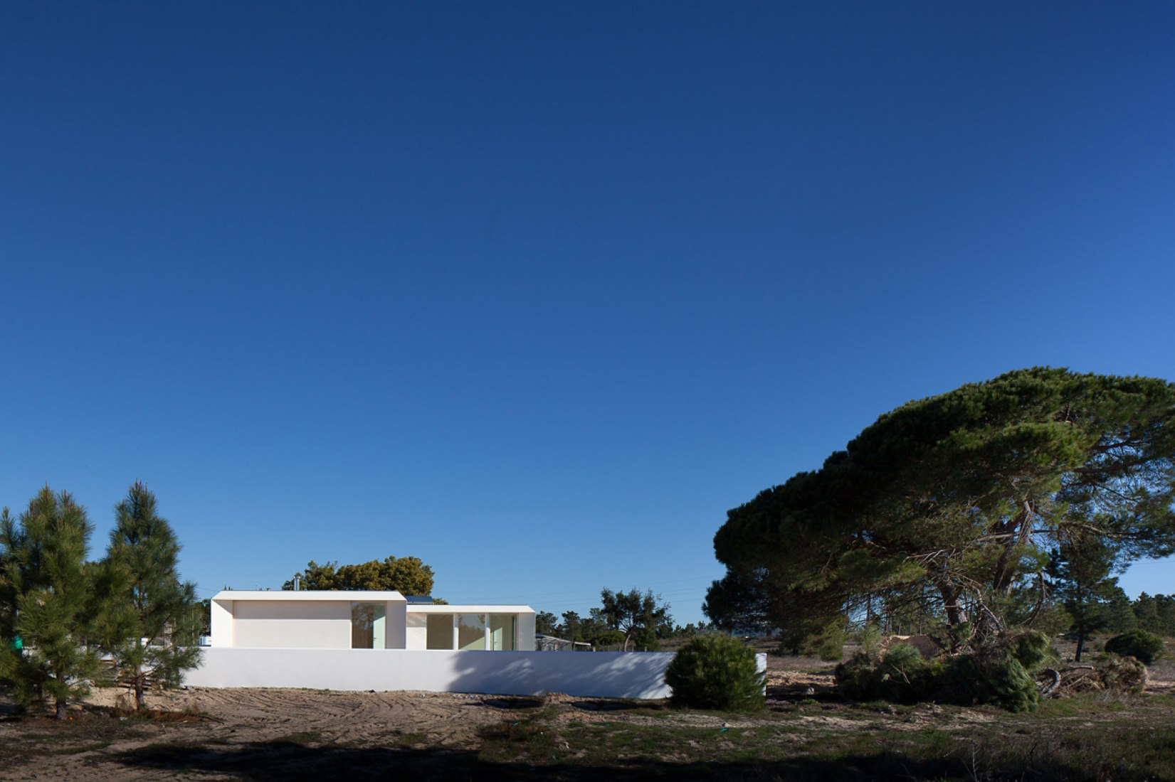 Alrededores. Casa MIMA en Composta por MIMA. Fotografía © José Campos.