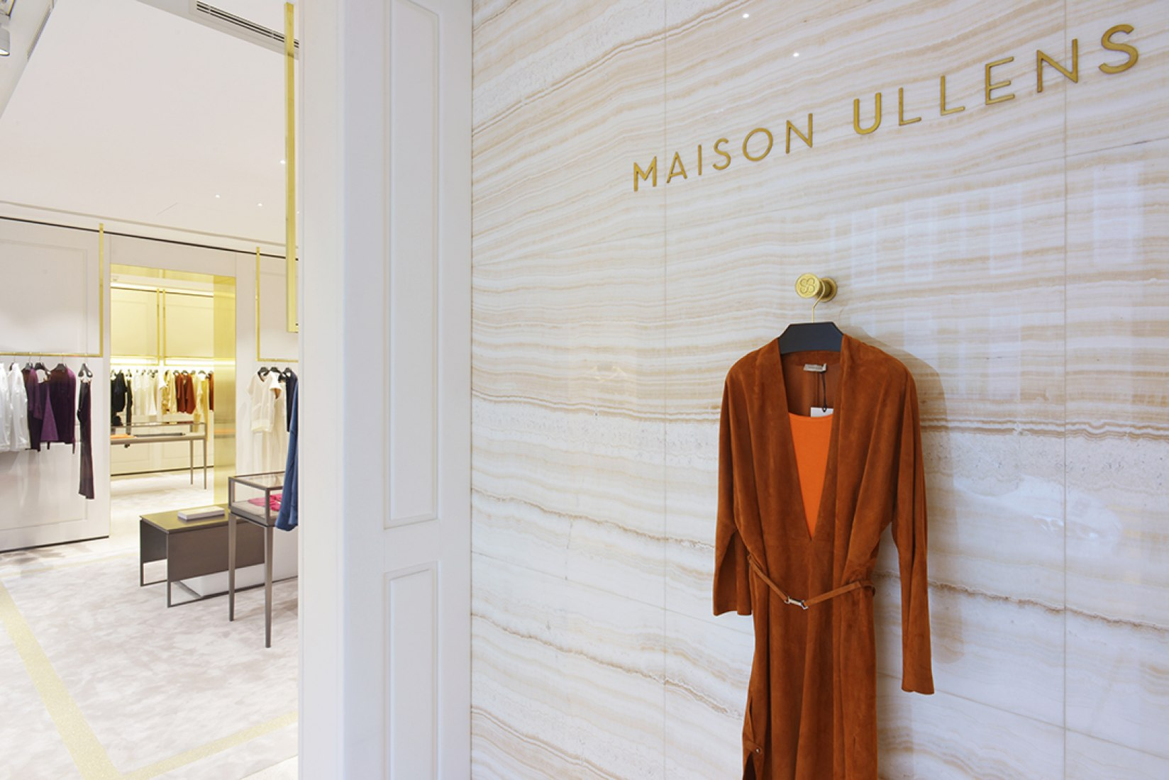 Maison Ullens' Flagship Store by OMA. Photography © Kevin Mak. Courtesiy of OMA © All rights reserved