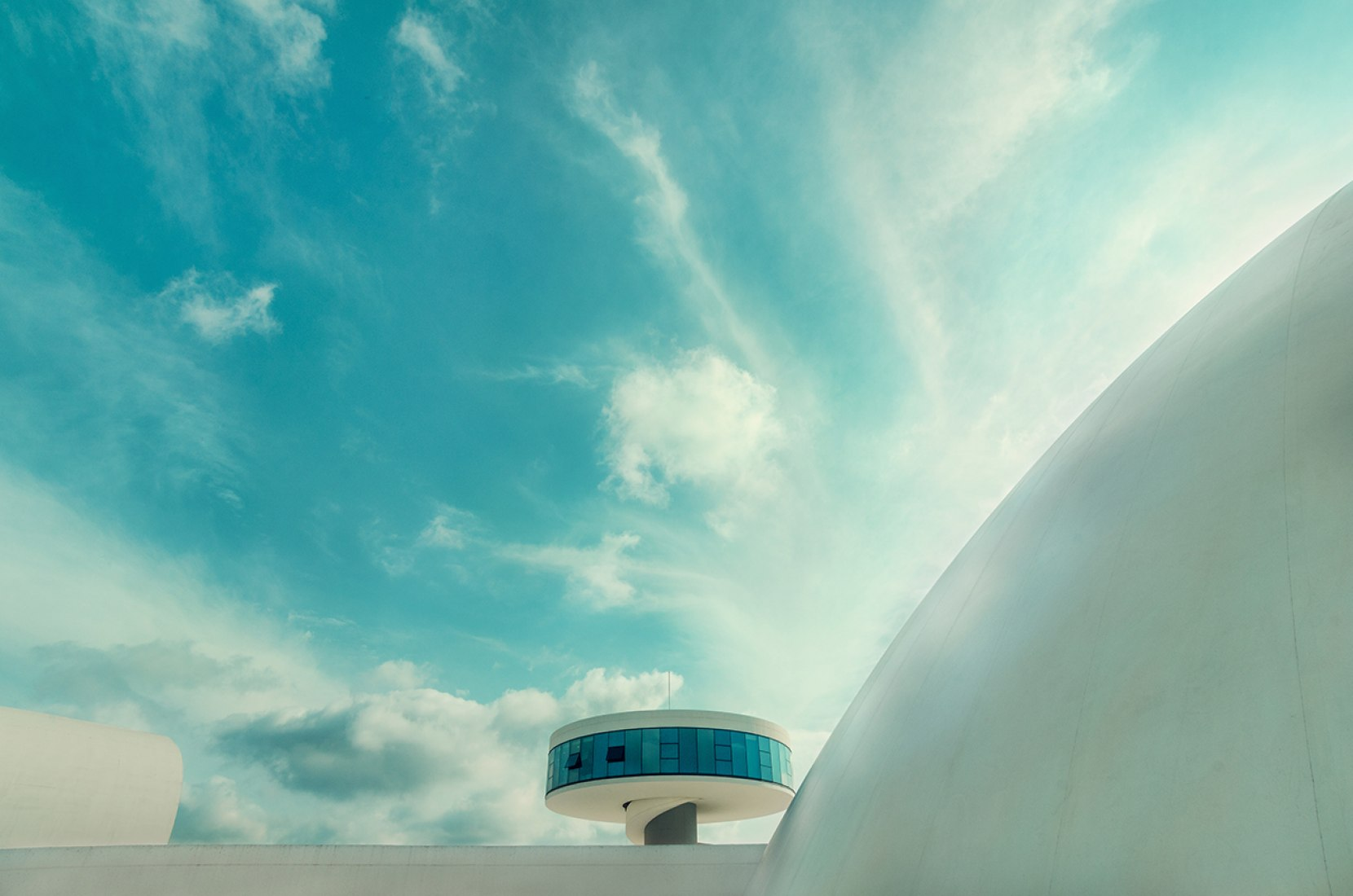 Imágenes del Centro Niemeyer por Jesús M.Chamizo. Fotografía © Jesús M.Chamizo.