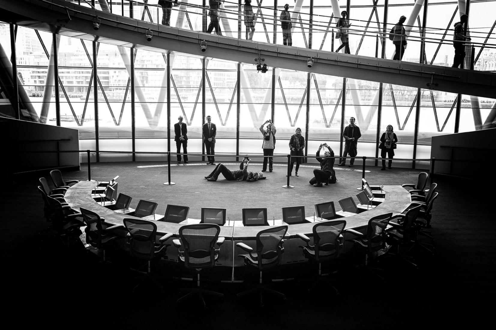 Open House London 2014. Imagen cortesía de Open-City.