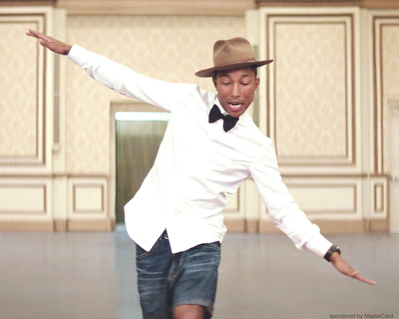 Pharrell Williams - Happy.
