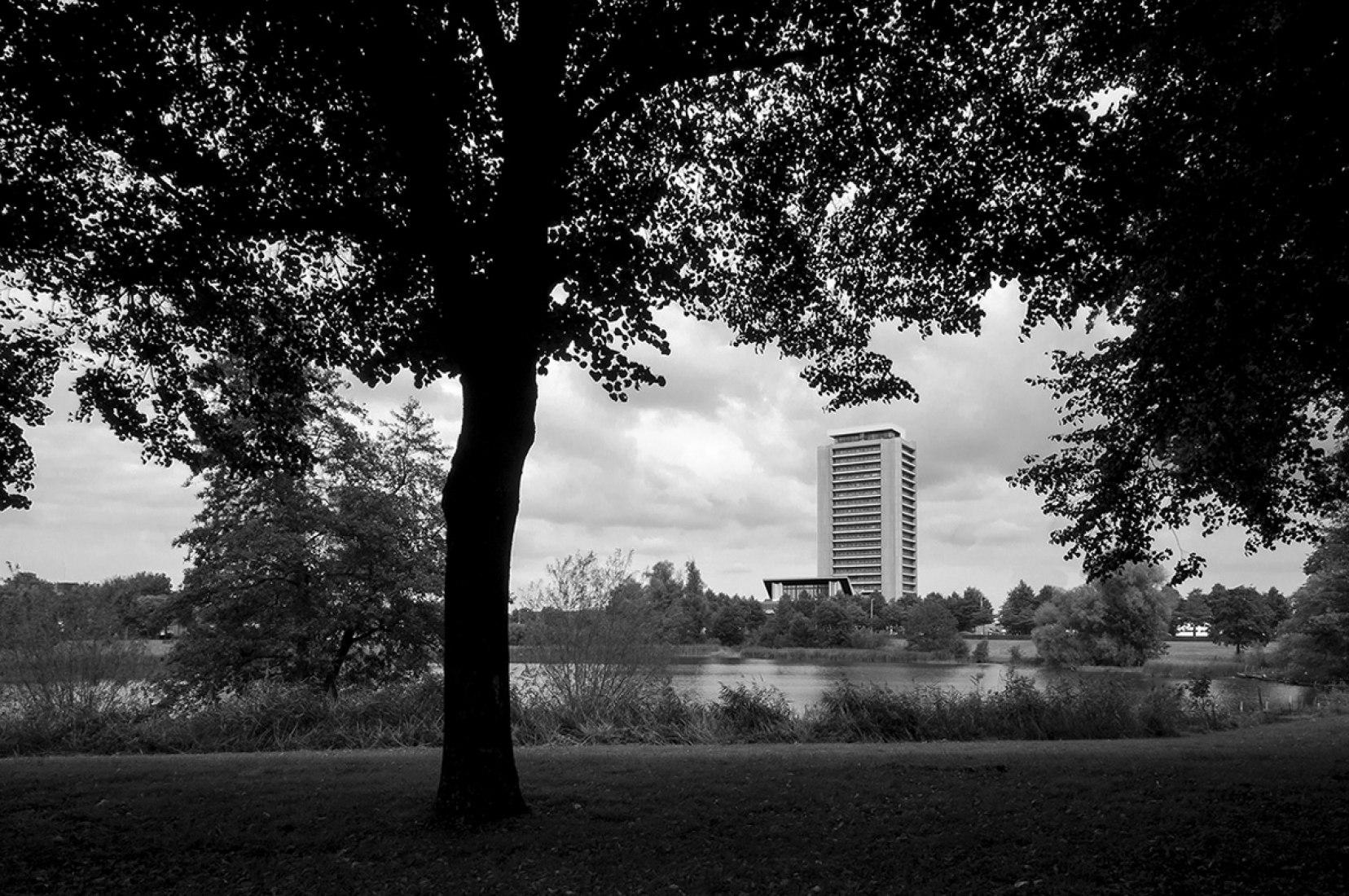 Surroundings. North Brabant Government by Kaan Architecten. Photography © Sebastian van Damme.