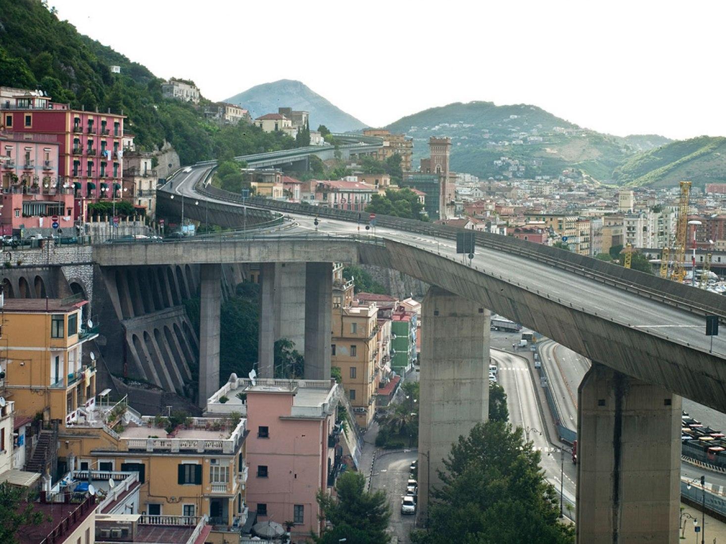 Salerno, Italia. Fotografía © cortesía de Sue Barr.