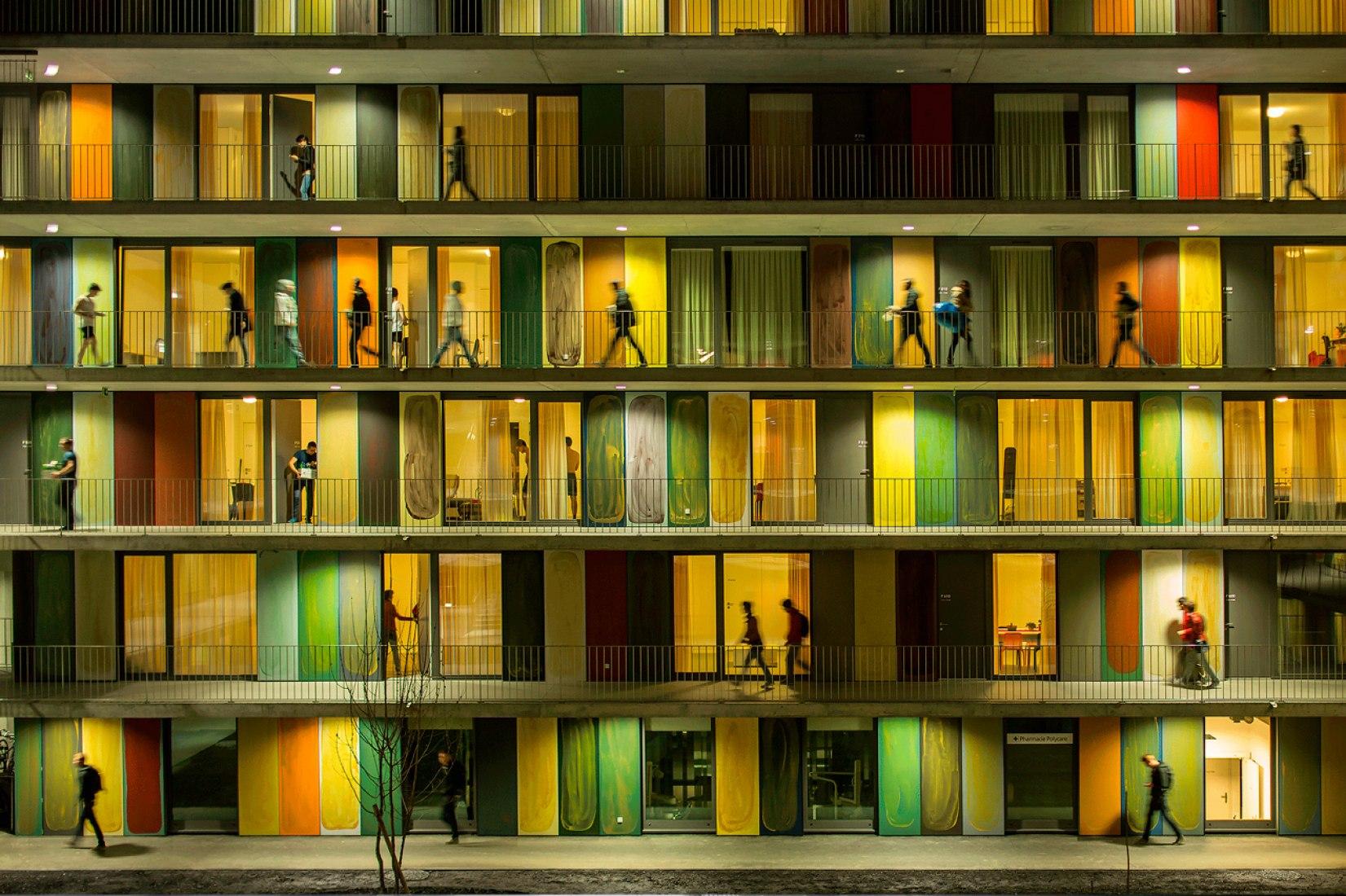 Fotógrafo.- Fernando Guerra. Arquitecto.- Richter Dahl Rocha & Associés.