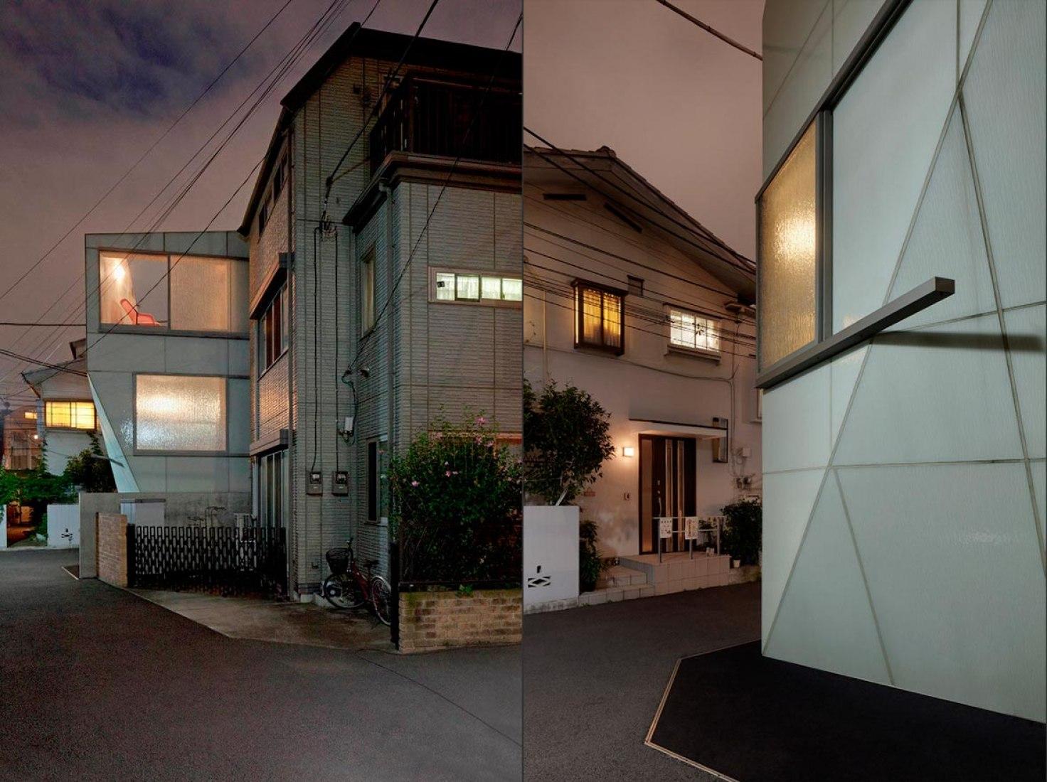 Detalle. Casa A' por Wiel Arets Architects. Fotografía © Jan Bitter.