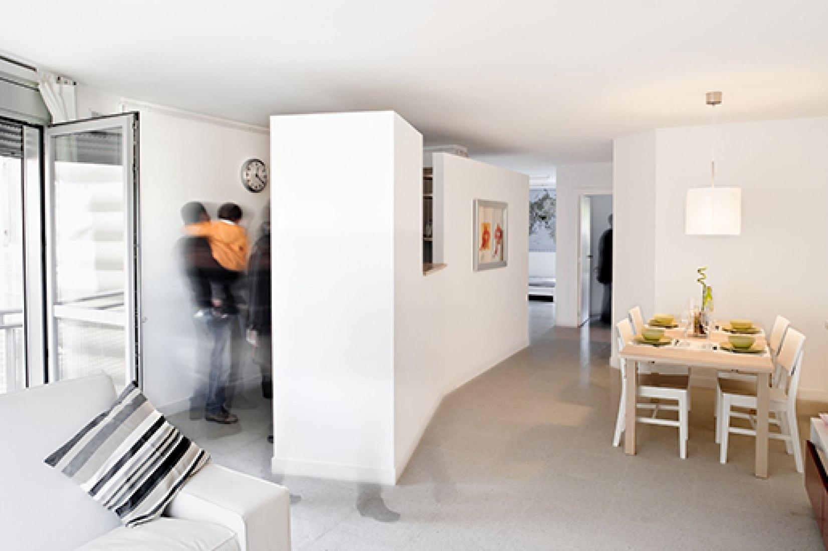 Interior. Fotografía por Cortesía Adrià Goula.