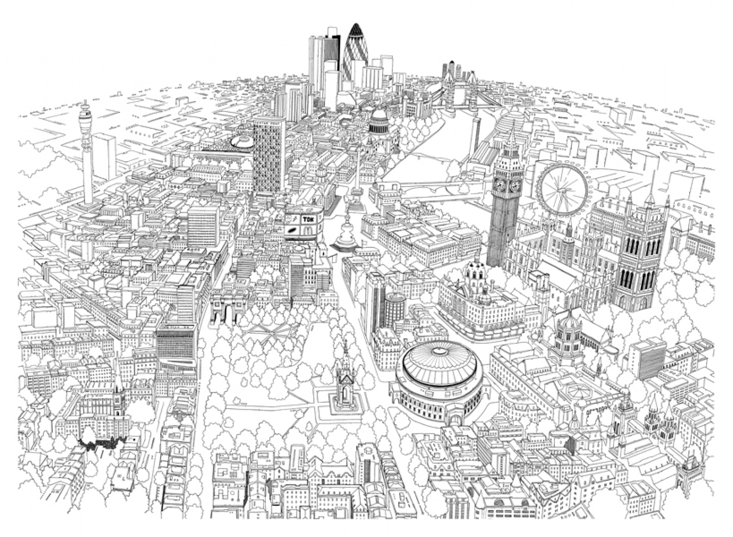 Traveller Magazine. Illustrations by Chris Denty. You can find his work at http://www.chrisdent.co.uk/