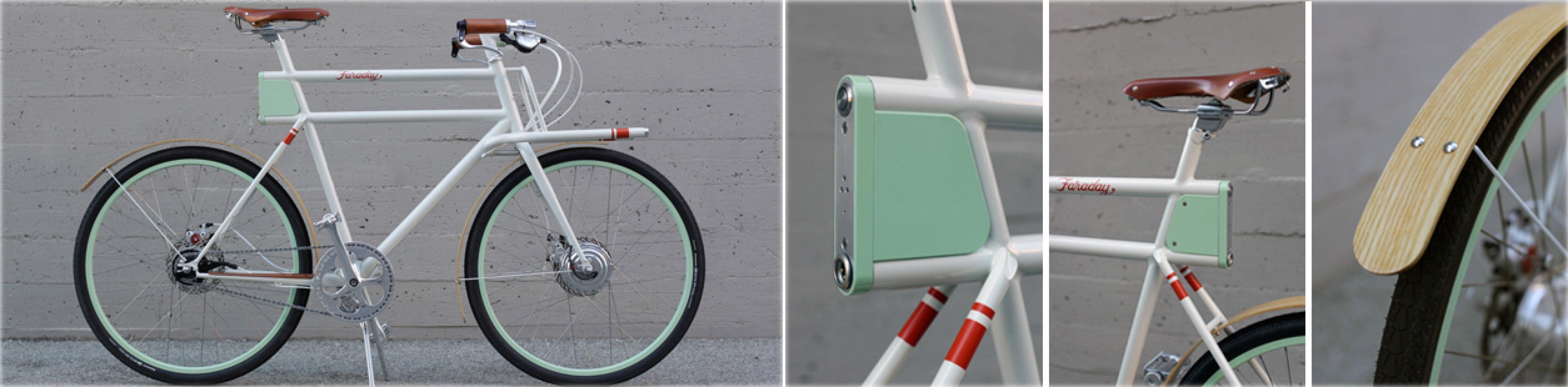 Bicicleta para el Oregon Manifest. Fotografía © 2012 IDEO.