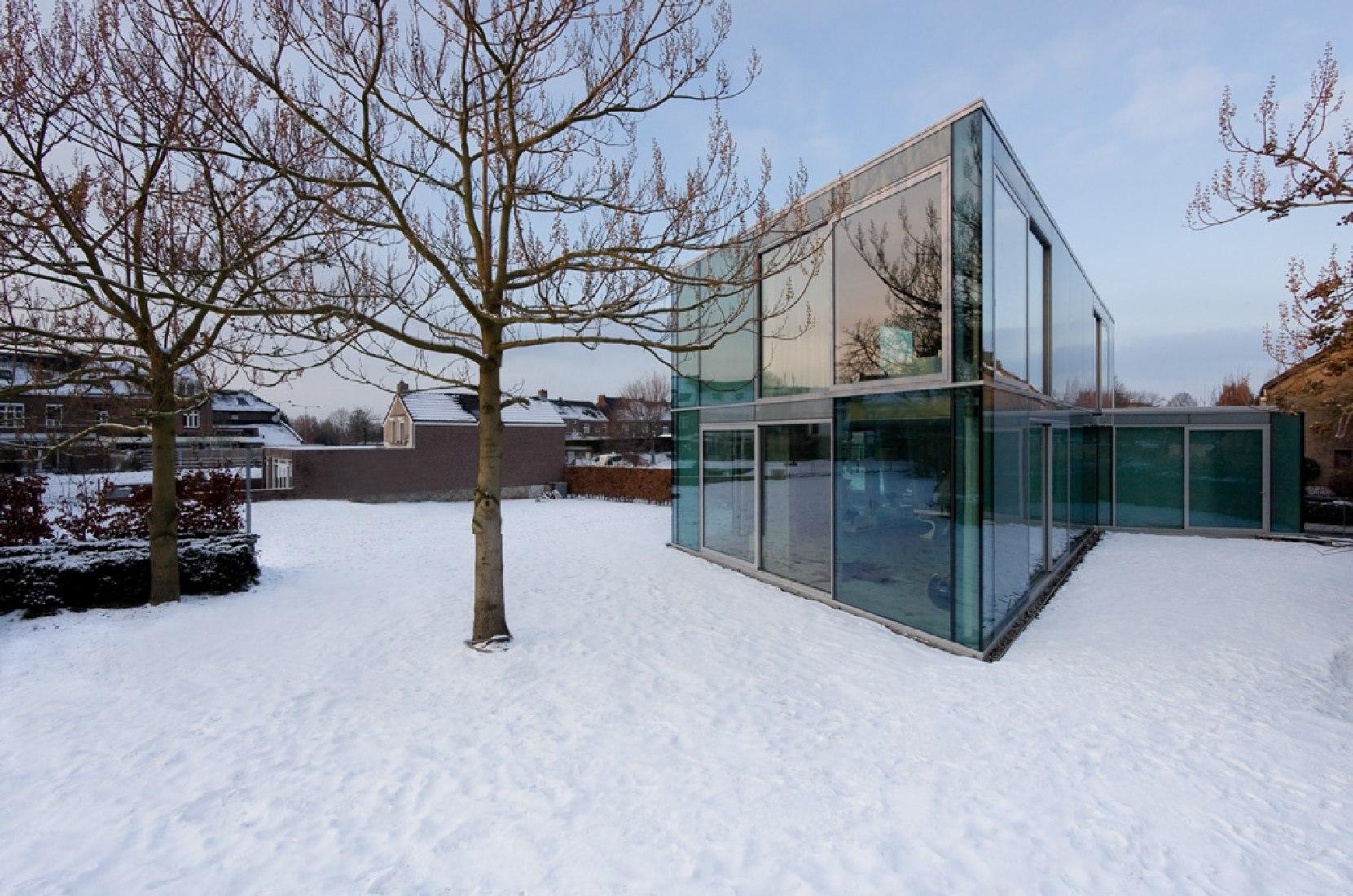 H House by Wiel Arets. Photography © Joao Morgado