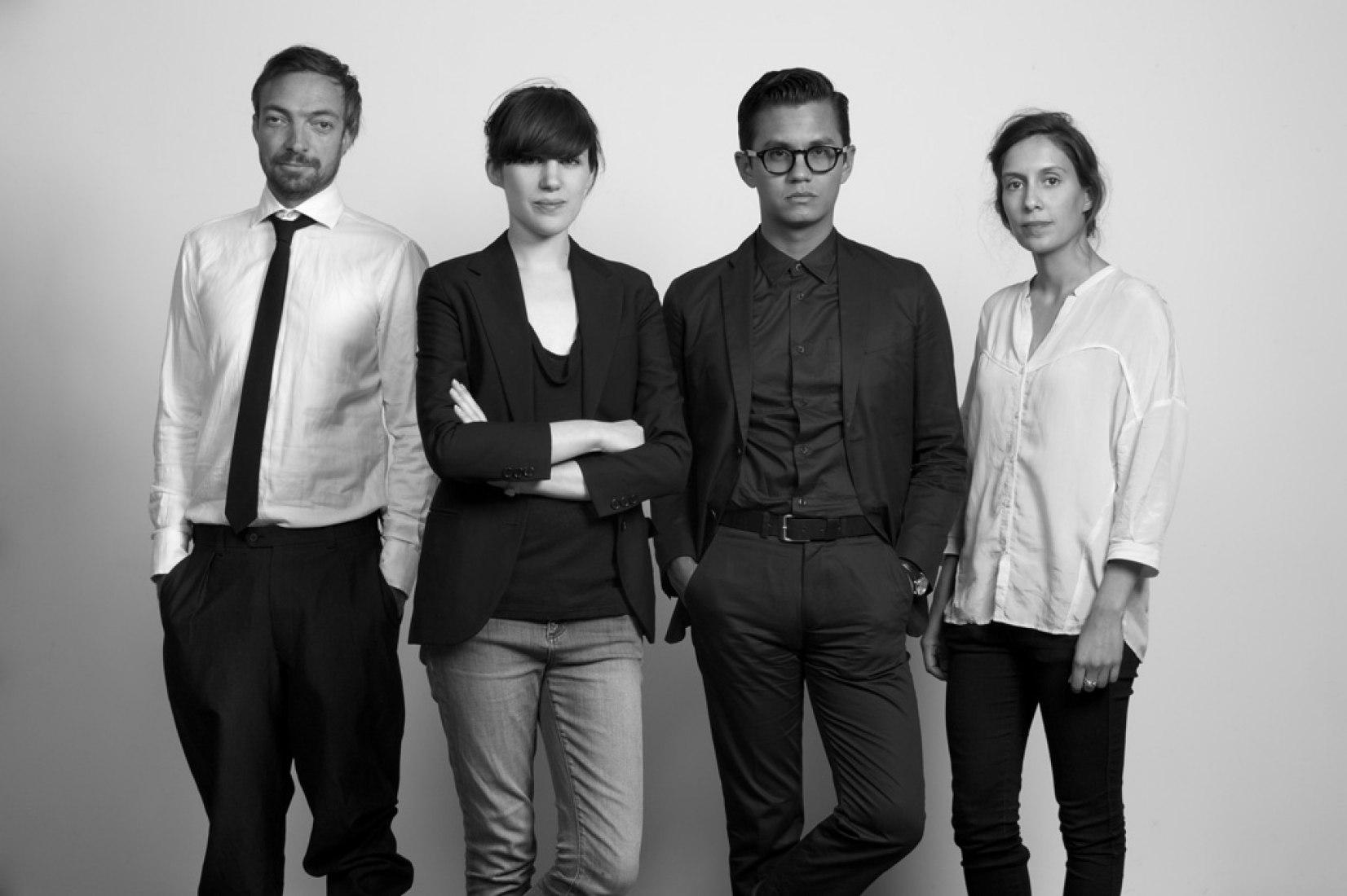 Curators. Imagen cortesía de © Lisbon Architecture Triennale.
