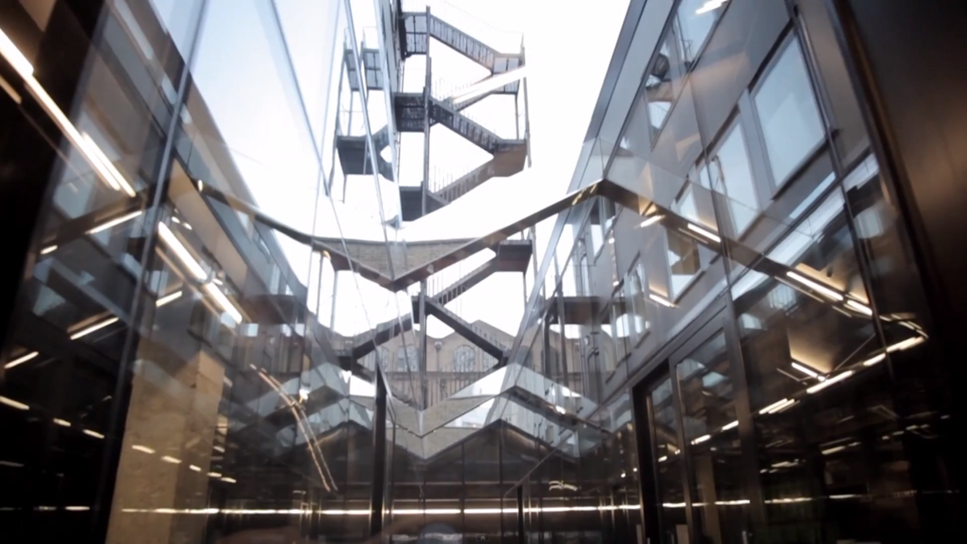 Works by David Adjaye. Video screenshot. Thoughts on Race & Heritage, Crane.TV.