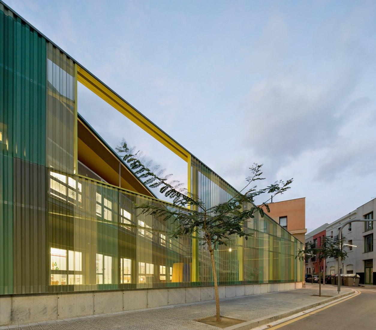 Guardería Xiroi por Espinet/Ubach arquitectes. Fotografía © Pegenaute.
