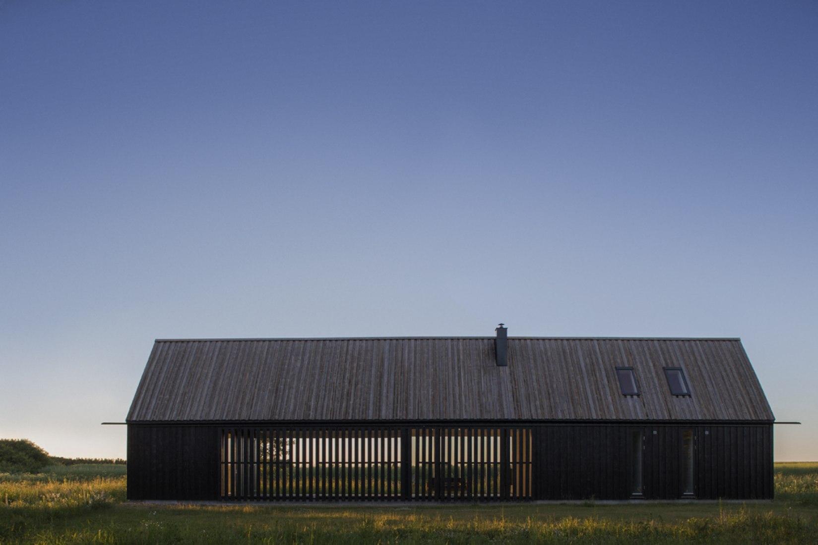 Vista exterior. Imagen © Joachim Belaieff.