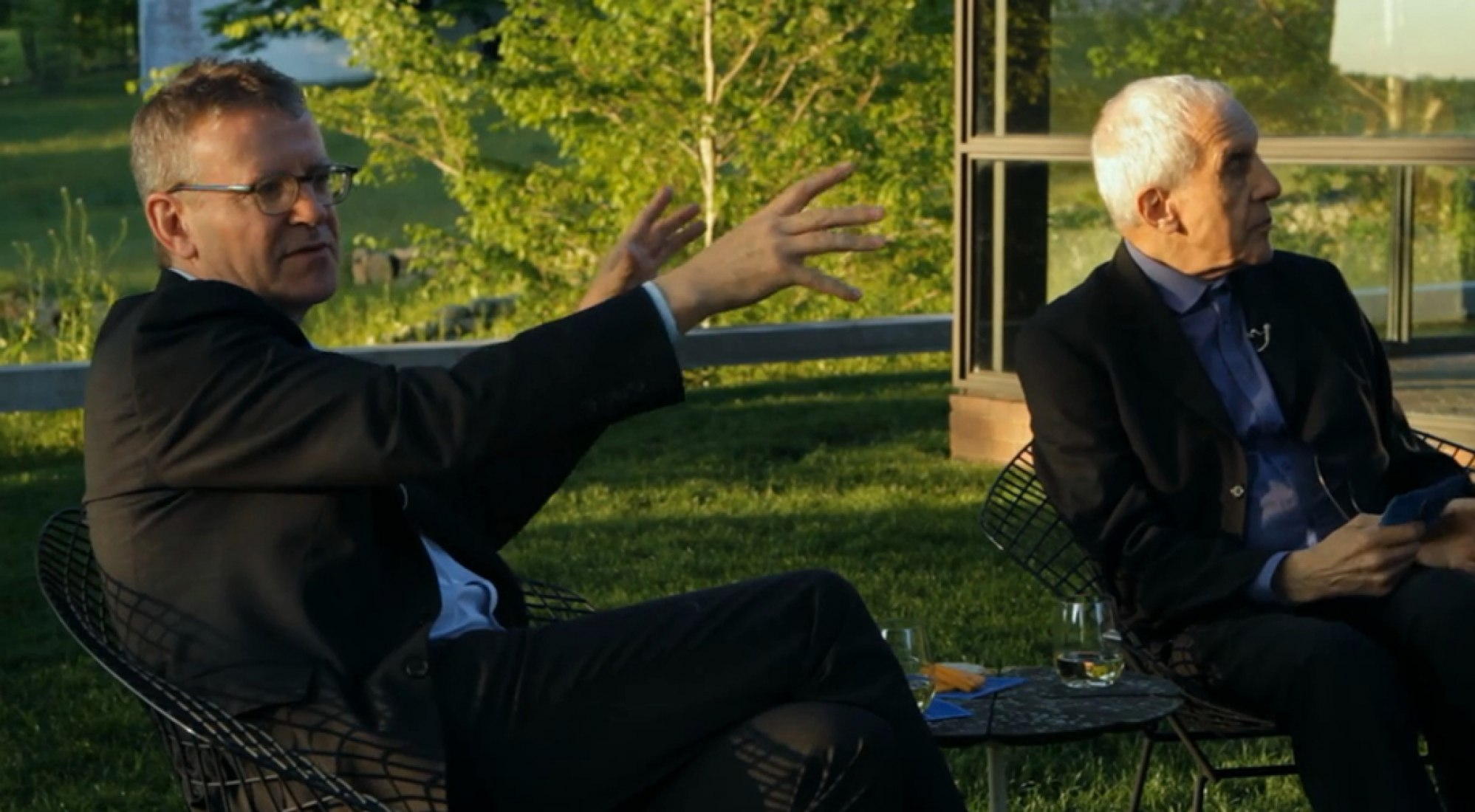 Conversations in Context - Kenneth Frampton y Mark Wigley.