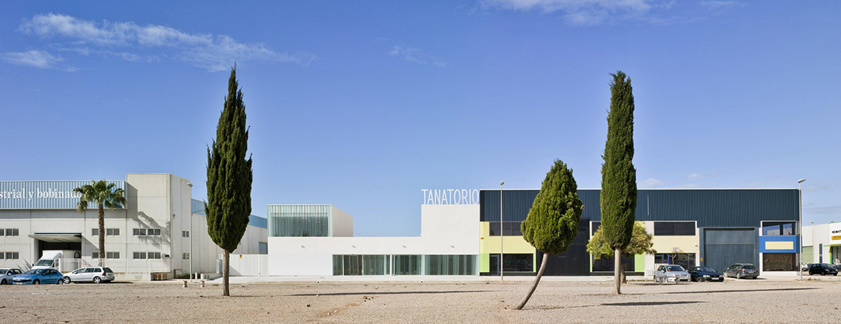 Vista exterior. Fotografía © David Frutos. Cortesía de Martín Lejarraga.