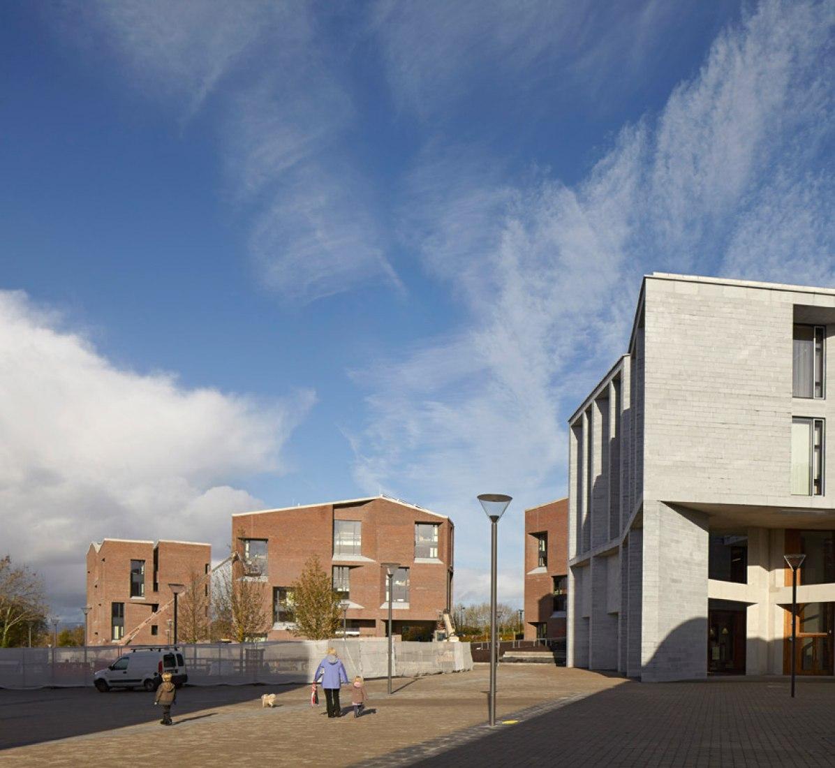 University of Limerick. Cortesía de RIBA Stirling