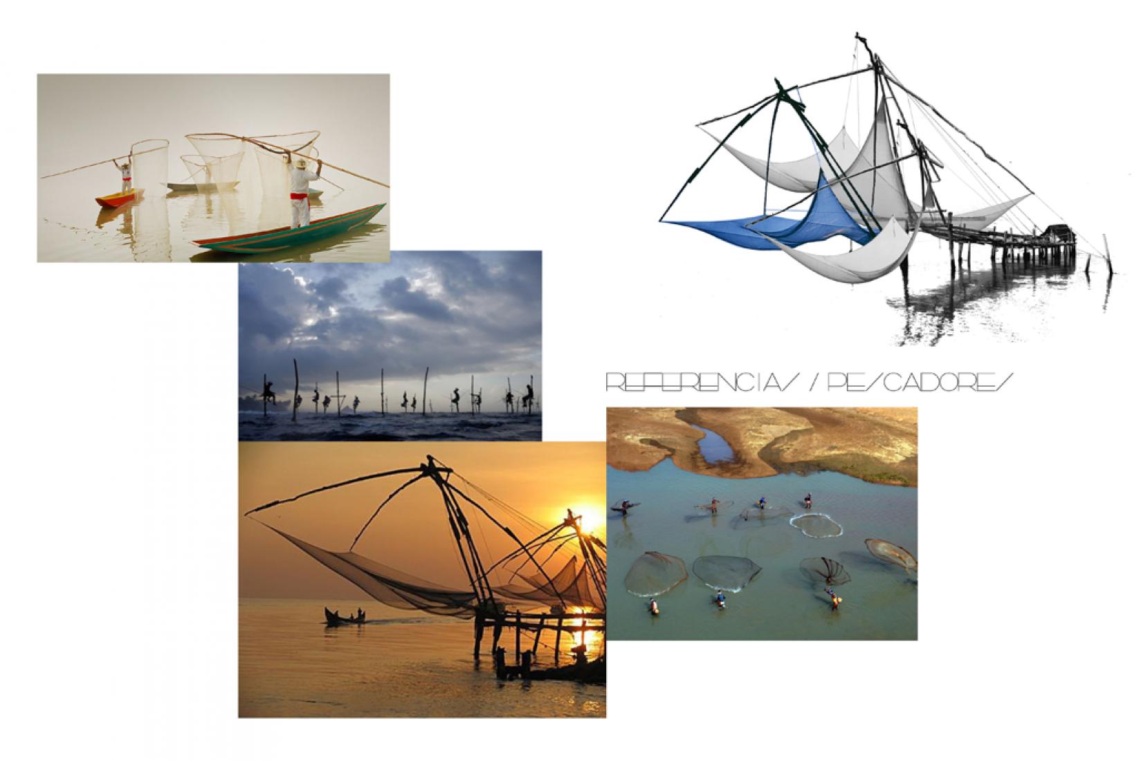 Photomontage, inspiration of Benedetta Tagliabue. Courtesy of Communicology.