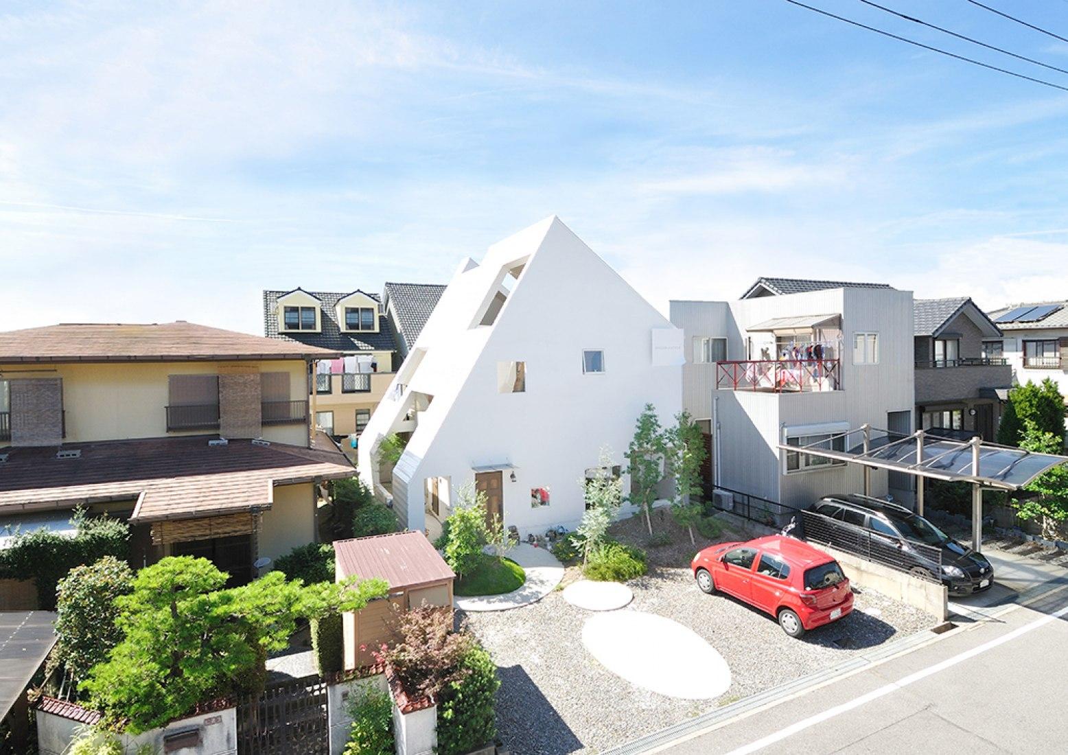Montblanc House por Studio Velocity. Fotografía © Kentaro Kurihara.