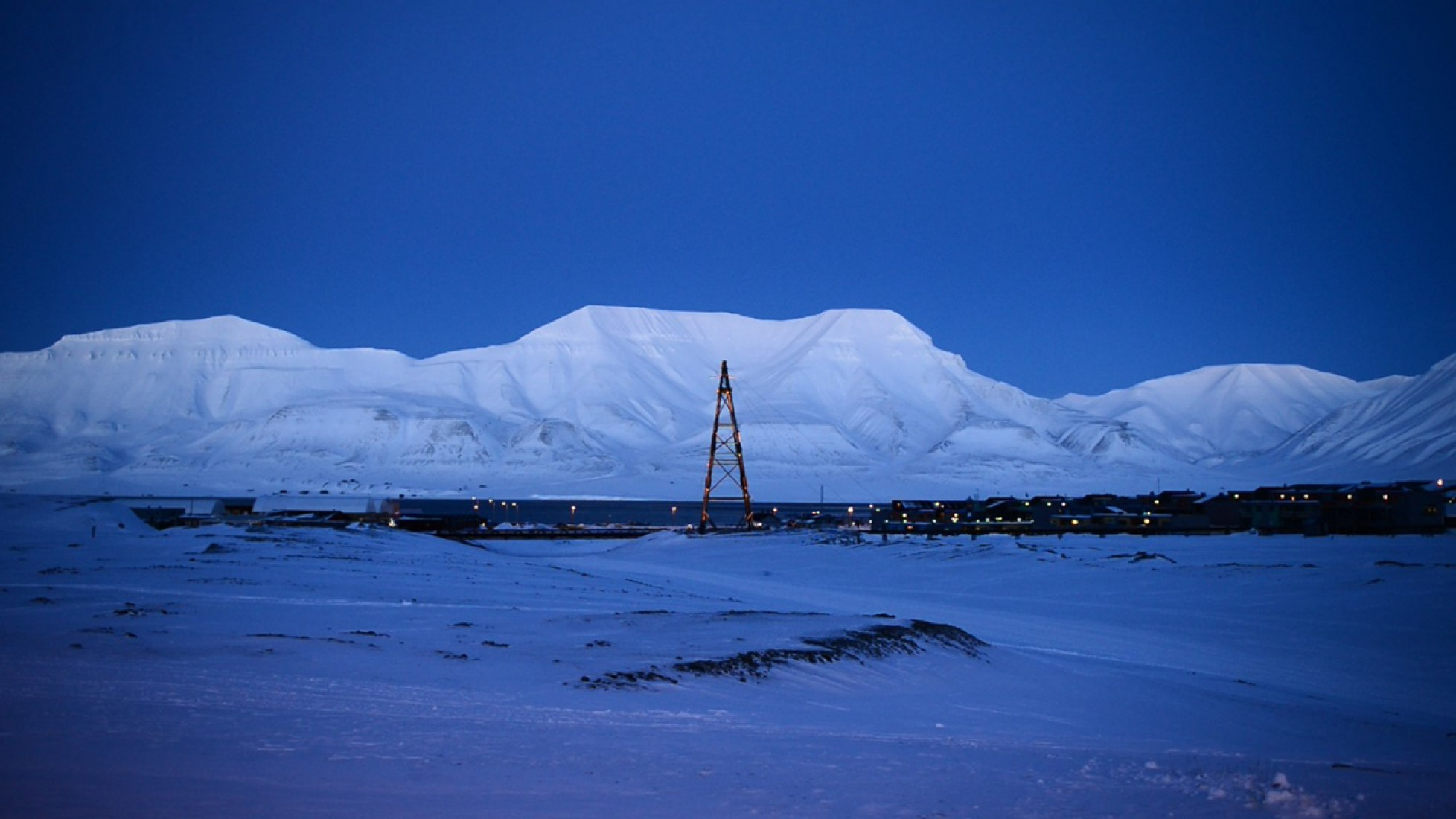 Svalbard, THINK SPACE - MONEY [El Eco de Nada]. Cortesía de Think Space.