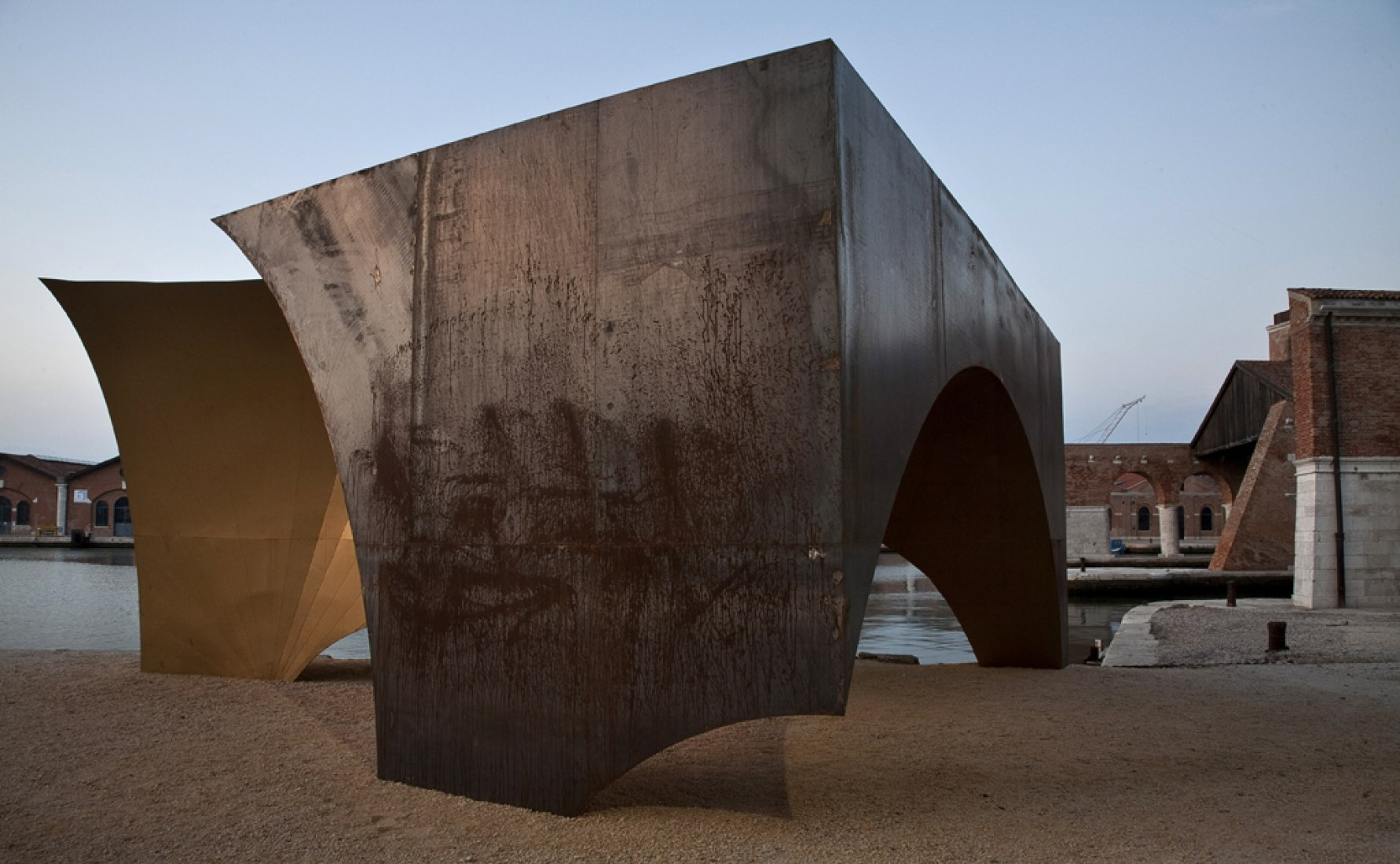 Contribution to the Venice Biennale. 2012.