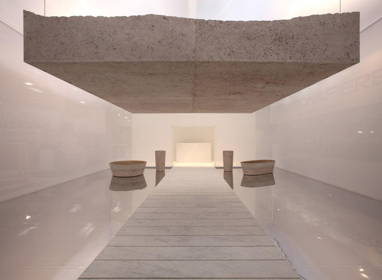 Pibamarmi Pavilion by Alberto Campo Baeza. Photography courtesy of Estudio Arquitectura Campo Baeza.