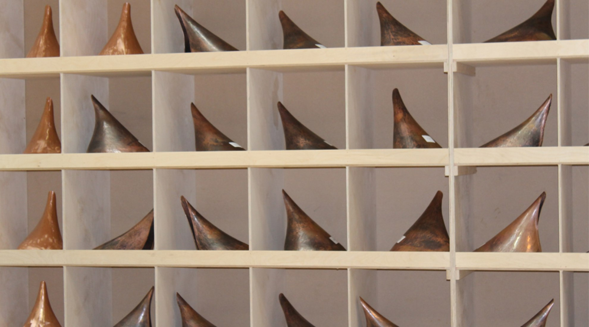 El Pebetero Olímpico Londres 2012. Cada uno de los 205 petalos de cobre tienen inscrito el nombre de cada uno de los países de