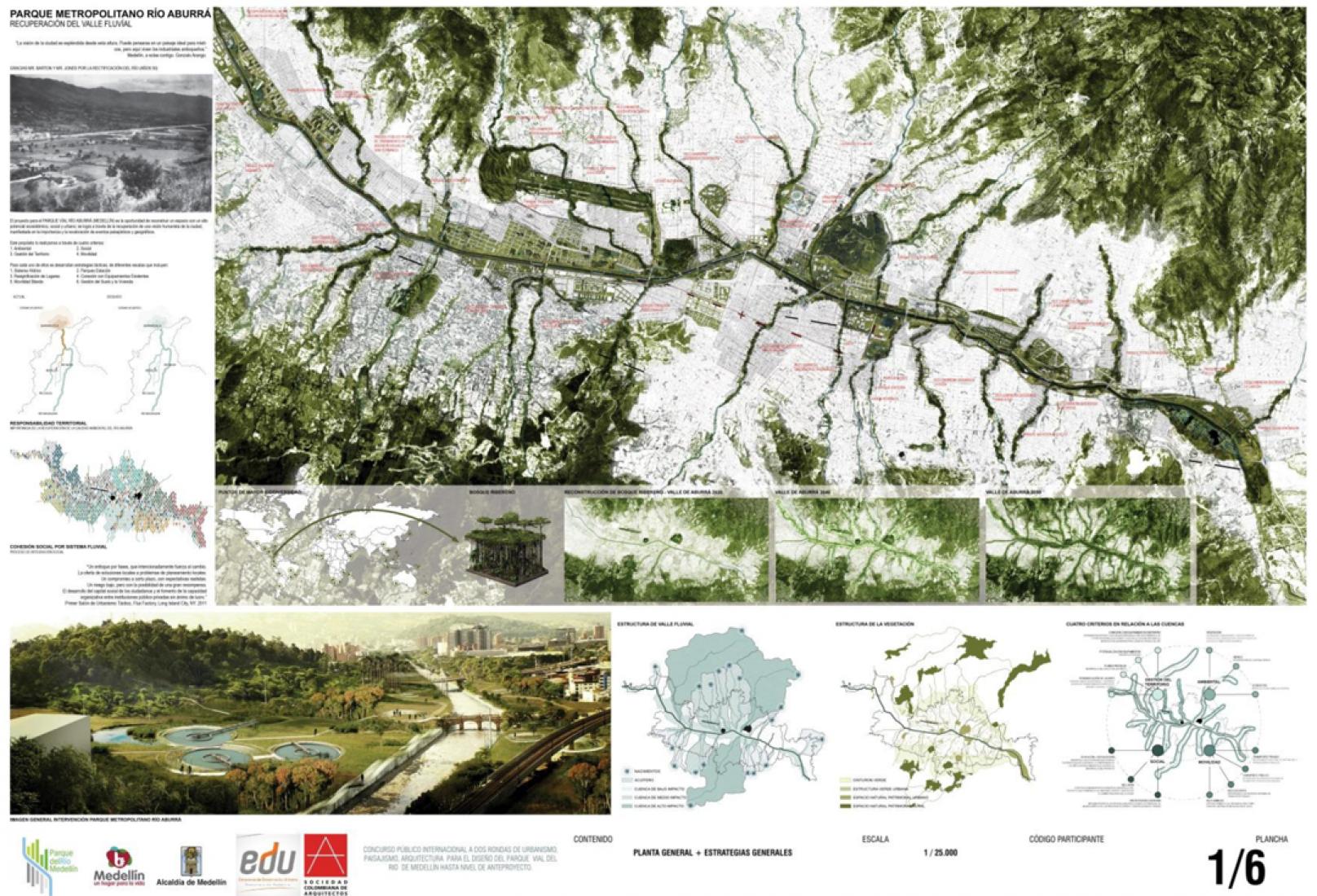 Propuesta por AZ9. Mapas + LAP. Colombia.