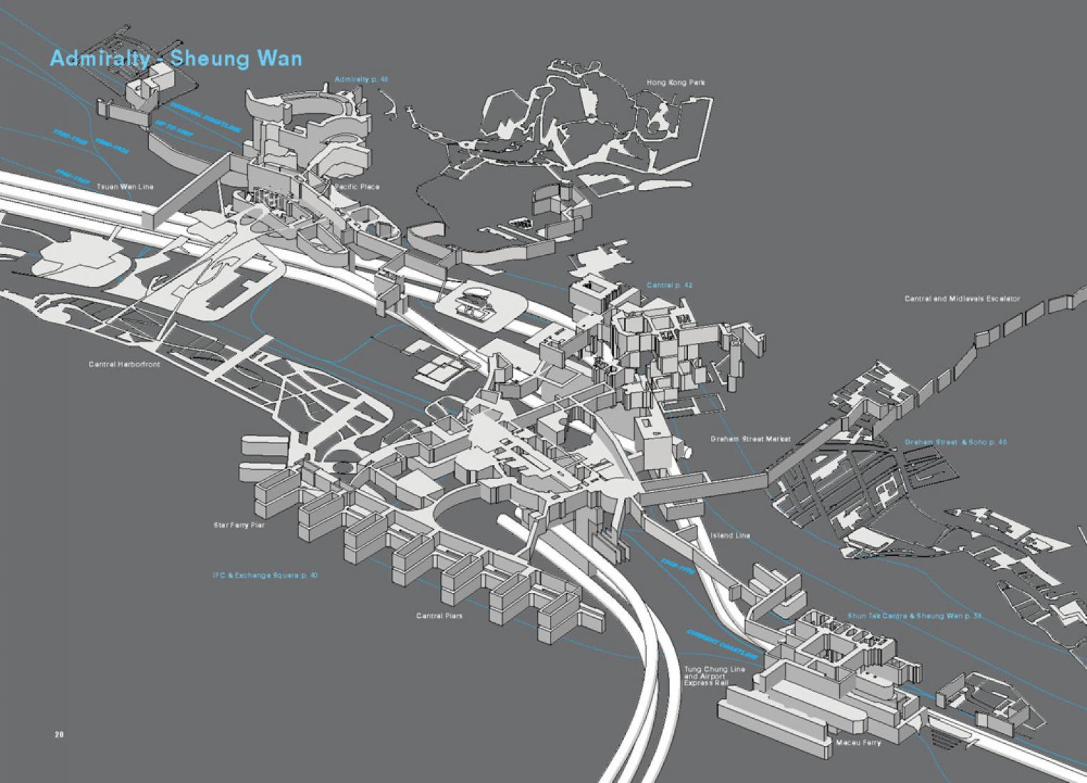 Central Hong Kong. Imagen cortesía de Solomon Workshop.