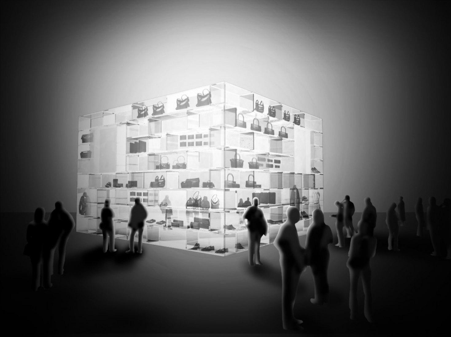 Coach Macy's Herald Square, Concept, New York © OMA