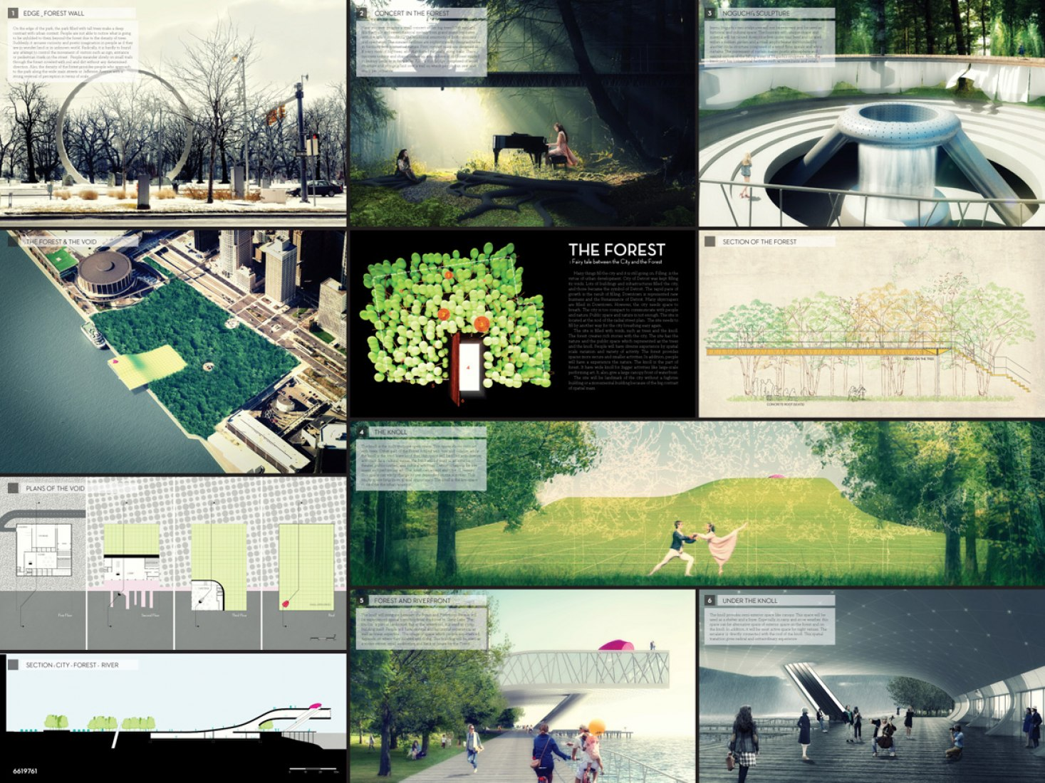 First Place Winner. Atelier WHY- Soo Bum You & Hyun Tek Yoon. New Jersey/ Korea.