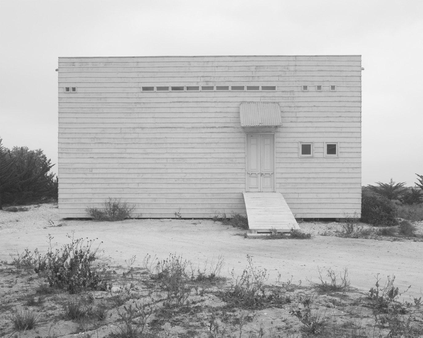 Casa Klotz. Mathias Klotz. Fotografía © Roland Halbe. Cortesía de Aedes Architecture Forum