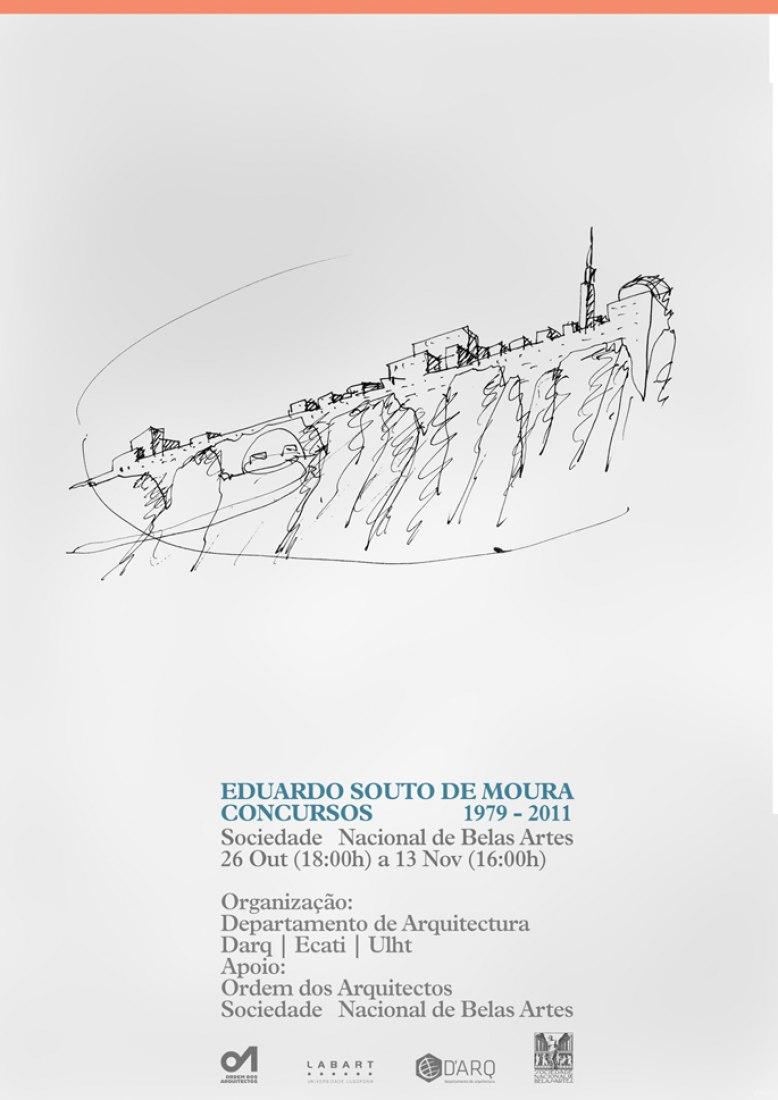 Eduardo Souto Moura | Competitions 1979 - 2011. Poster.