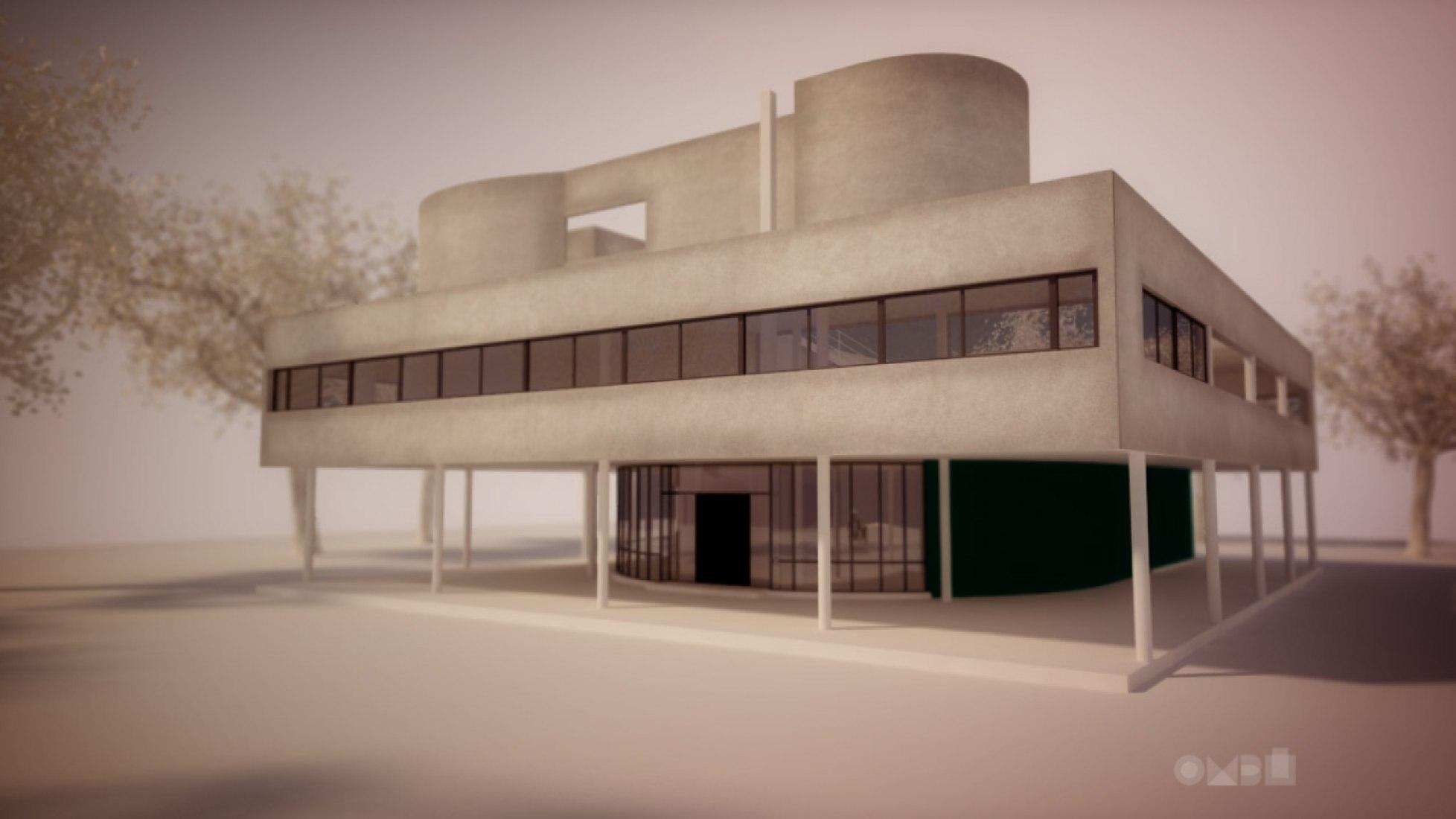 Exterior view. Ombu Architecture.