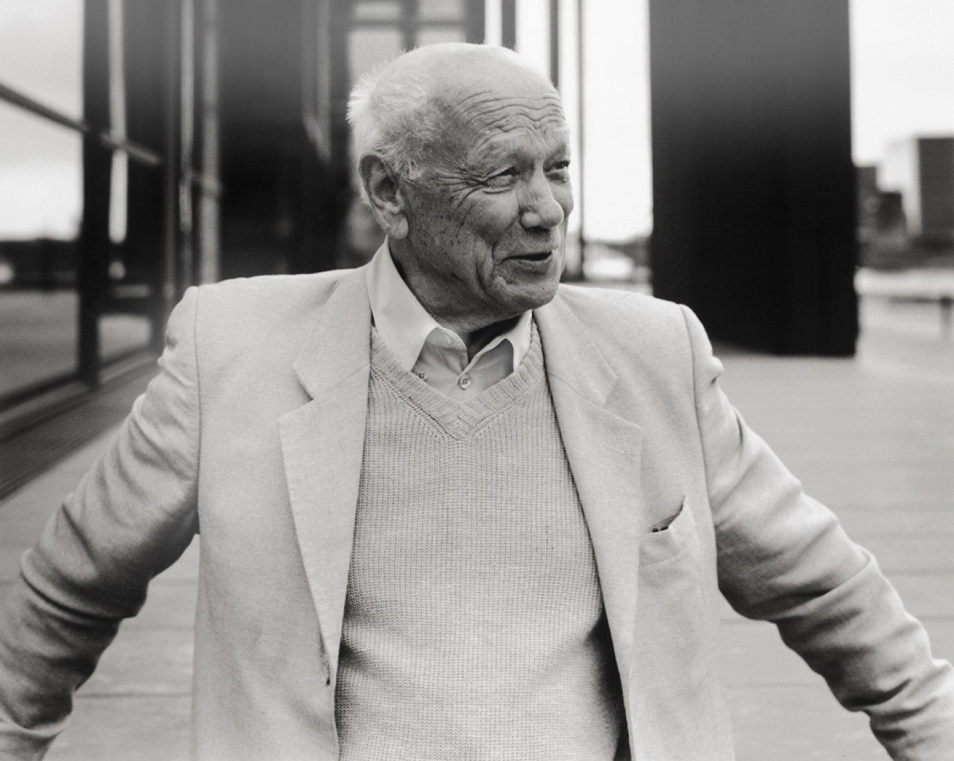 Henning Larsen 1925-2013.