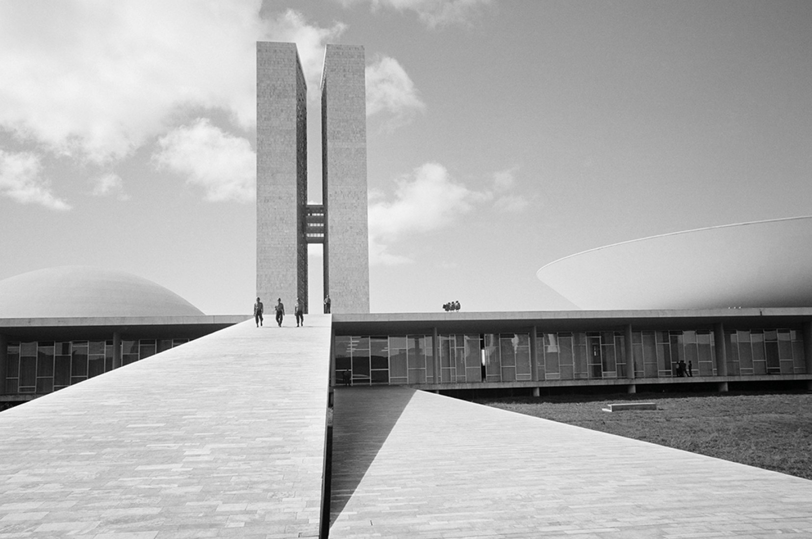 Brasilia, 1961.