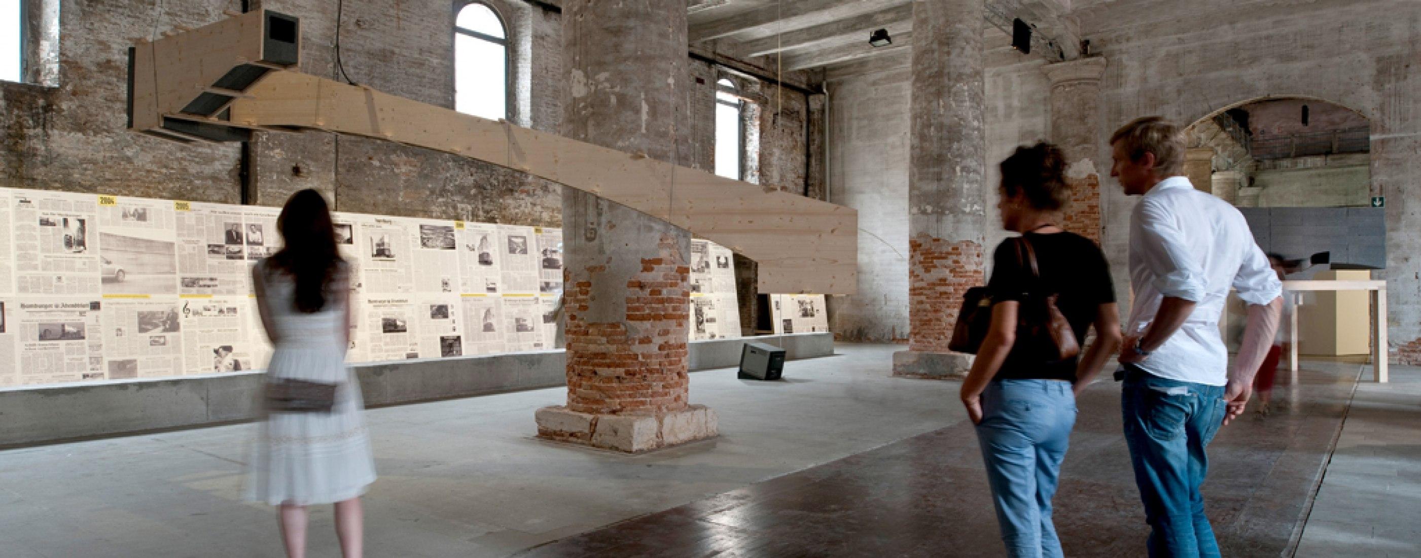 Contribution to La Biennale di Venezia. 2012. Elbphilharmonie by Herzog&De Meuron.