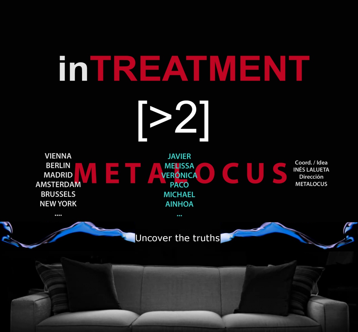Cover INTREATMENT [>2] - METALOCUS. © METALOCUS