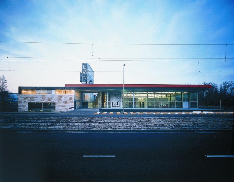 Kunsthal Rotterdam por OMA. Fotografía © OMA / Hans Werlemann.